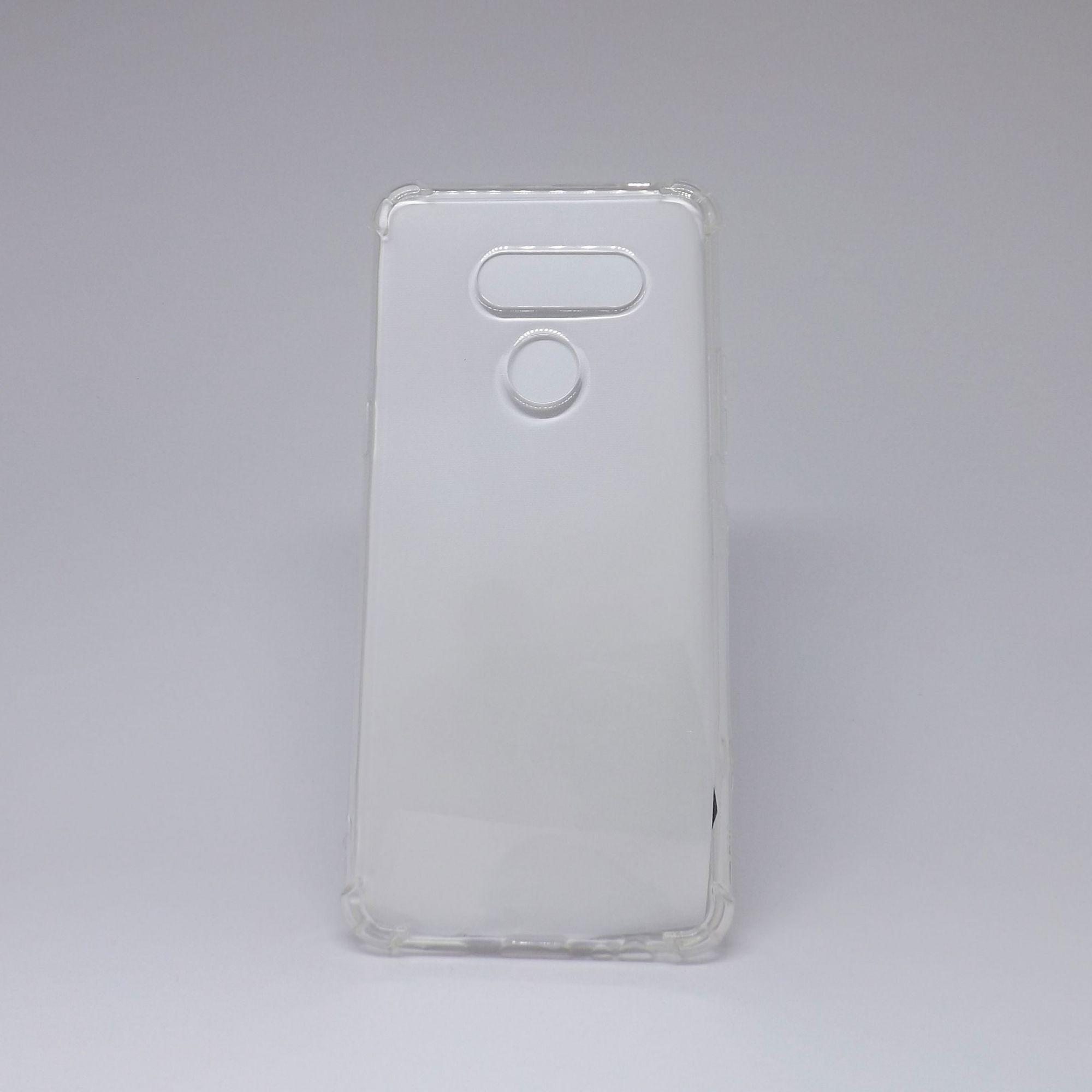 Capa LG K40s Antiqueda Transparente