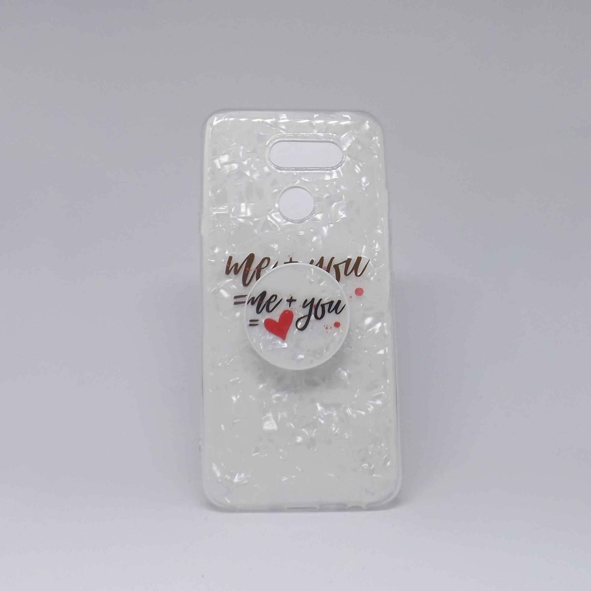 Capa LG K41s Antiqueda Estampada Com Pop Case