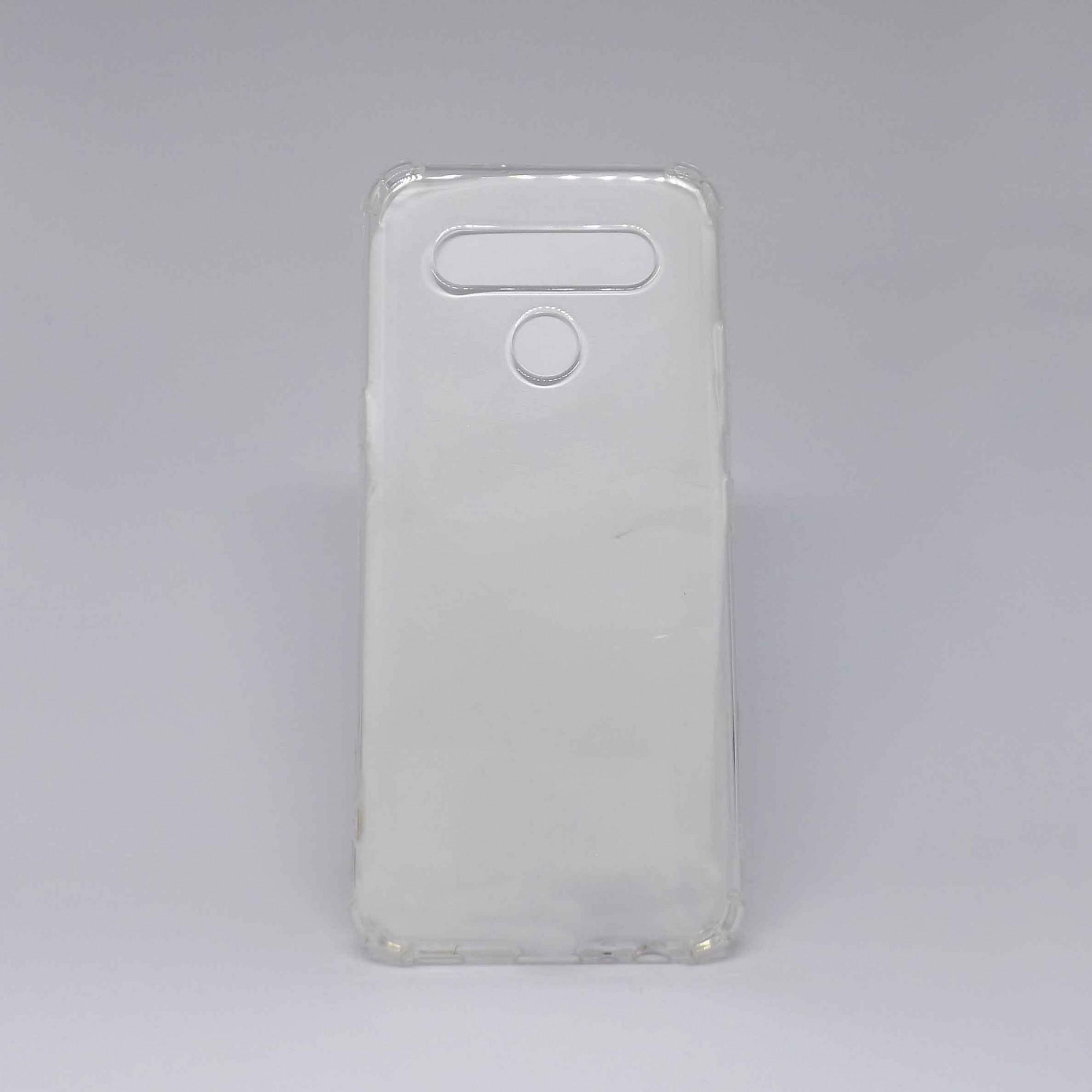 Capa LG K41s Antiqueda Transparente