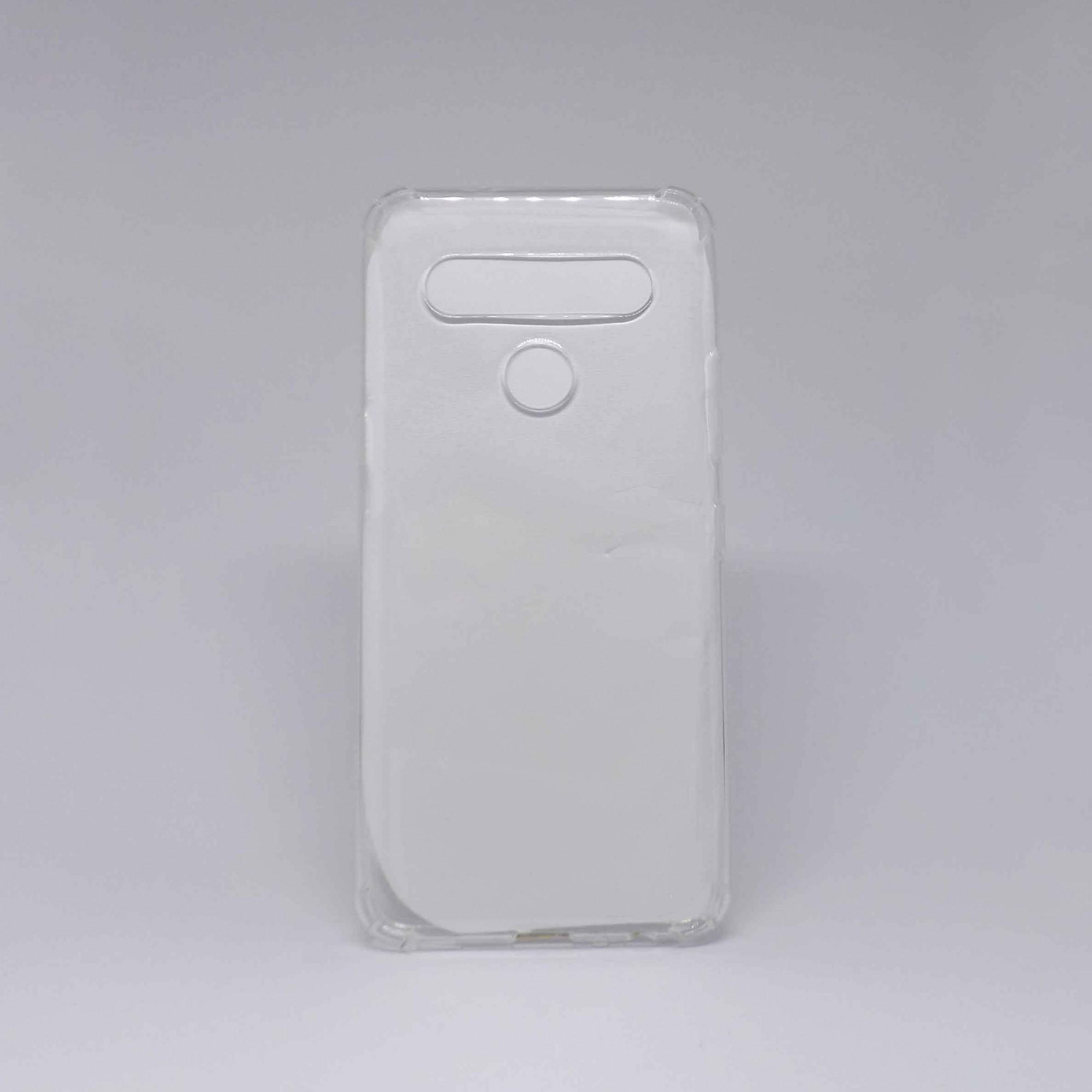 Capa LG K61 Antiqueda Transparente