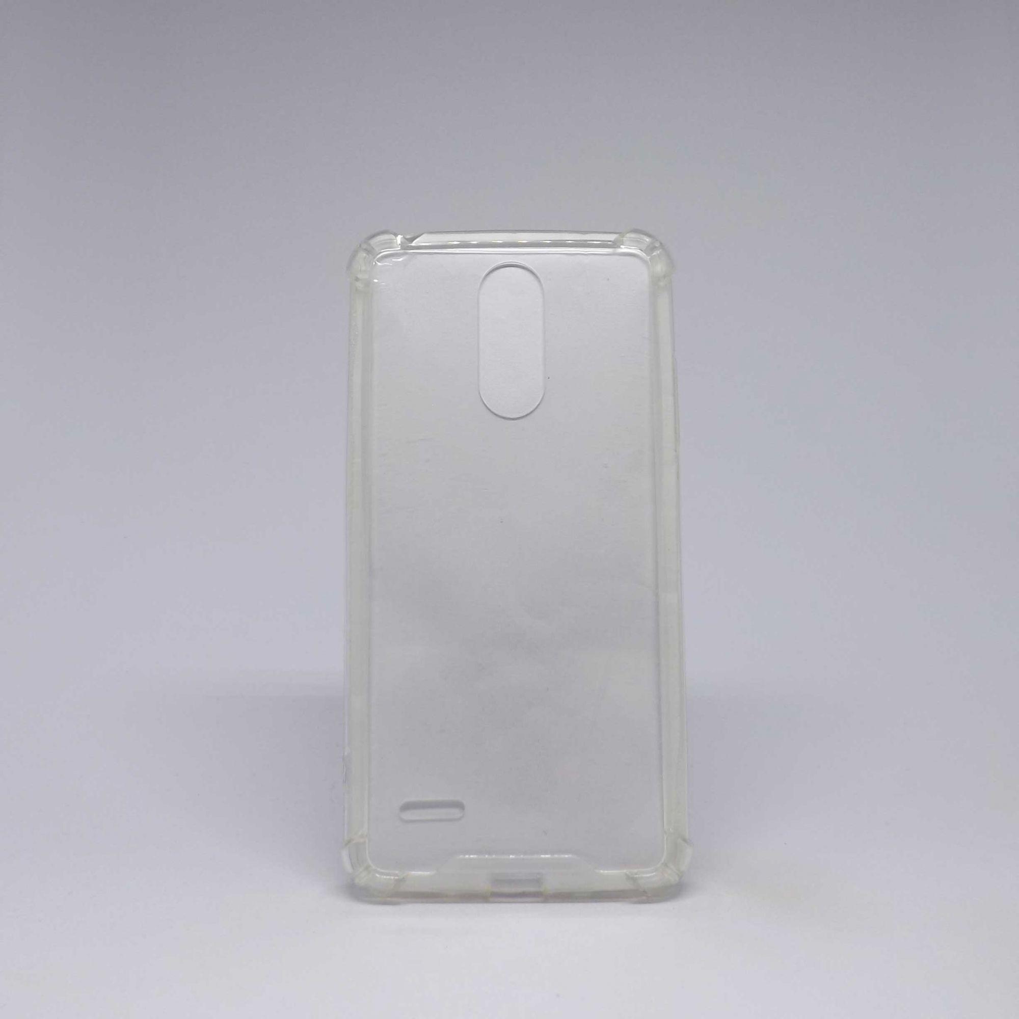 Capa LG K8 Antiqueda Transparente