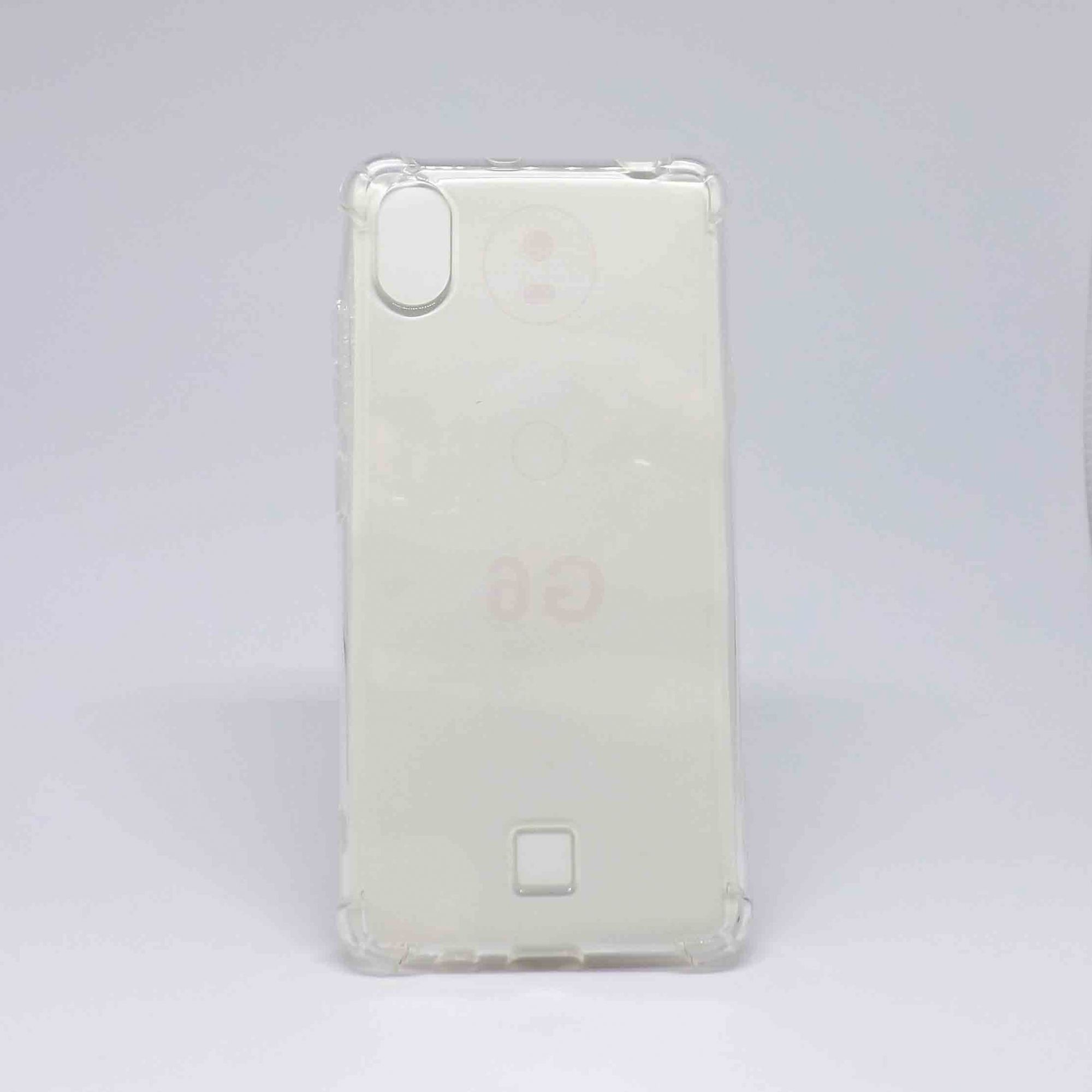 Capa LG K8 Plus Antiqueda Transparente