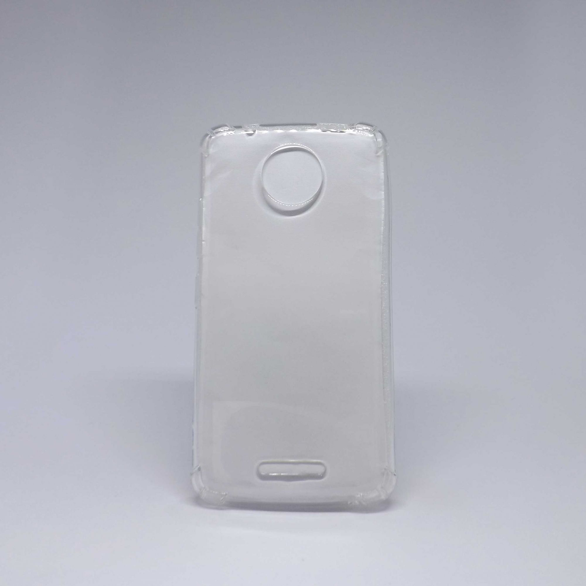 Capa Motorola C Antiqueda Plus Transparente