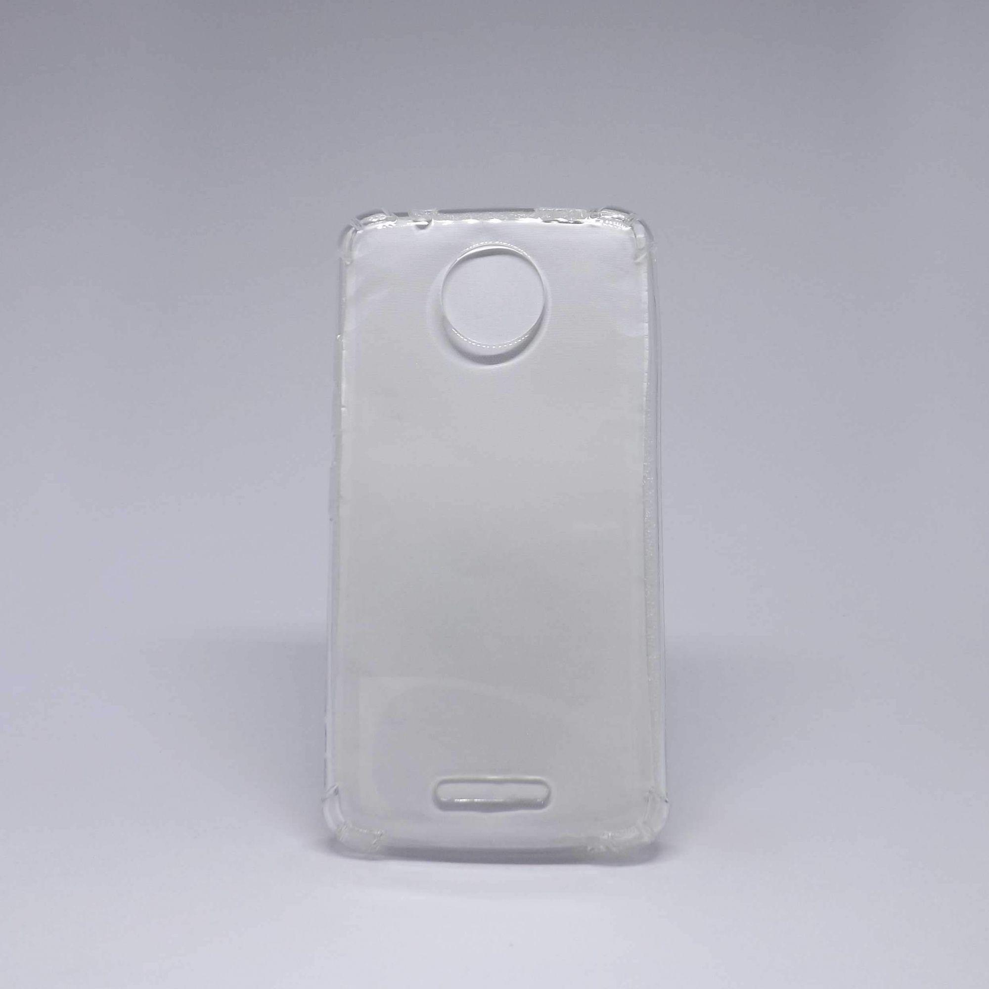 Capa Motorola C Antiqueda Transparente