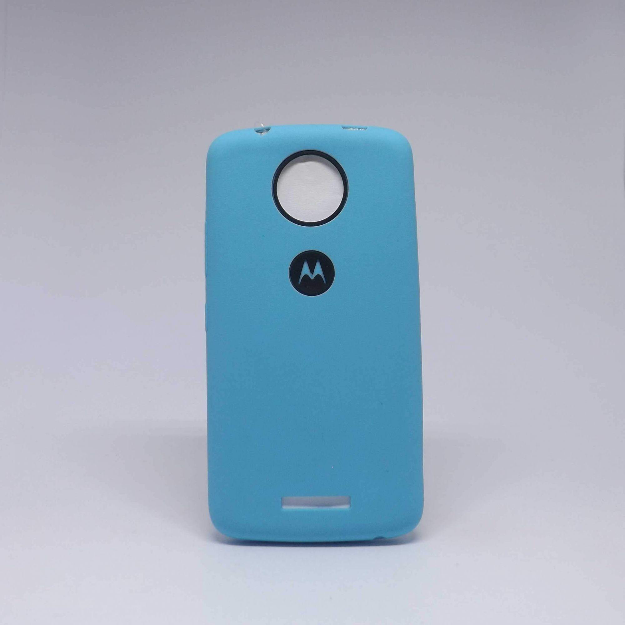 Capa Motorola C Borracha