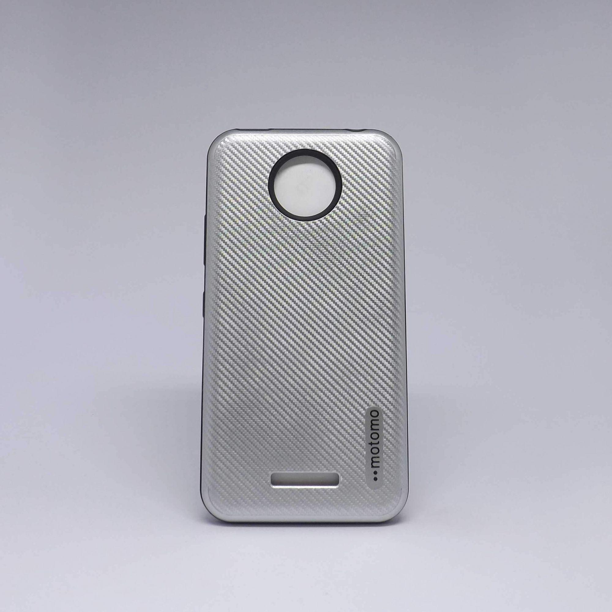 Capa Motorola C Plus Antiqueda