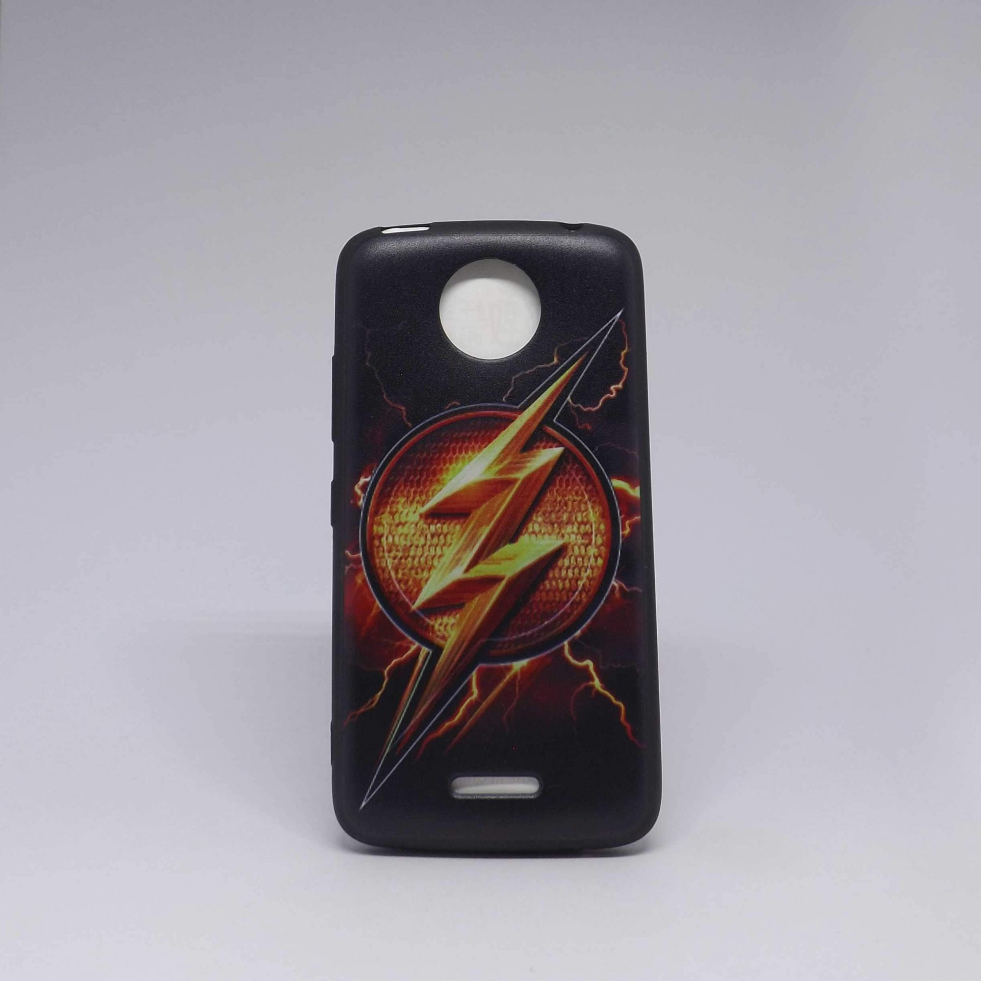 Capa Motorola C Plus Super-Heróis