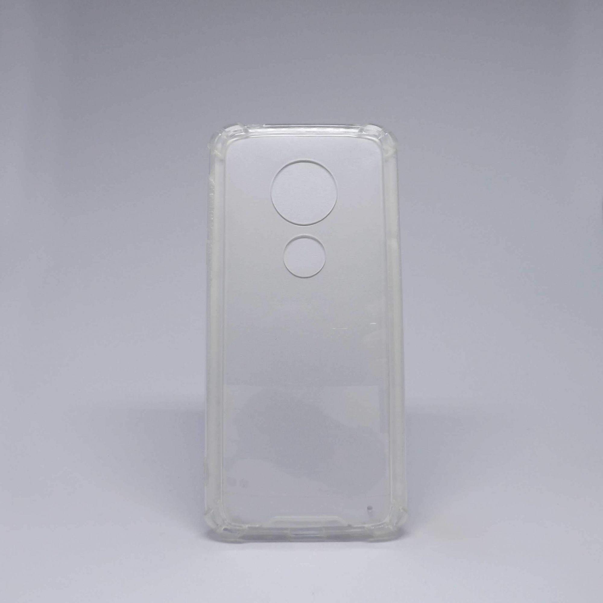 Capa Moto E5 Play GO Antiqueda Transparente