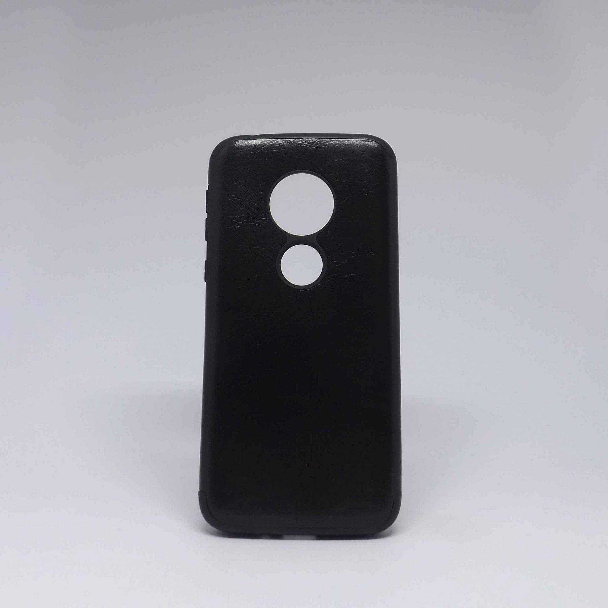 Capa Moto E5 Play GO Couro