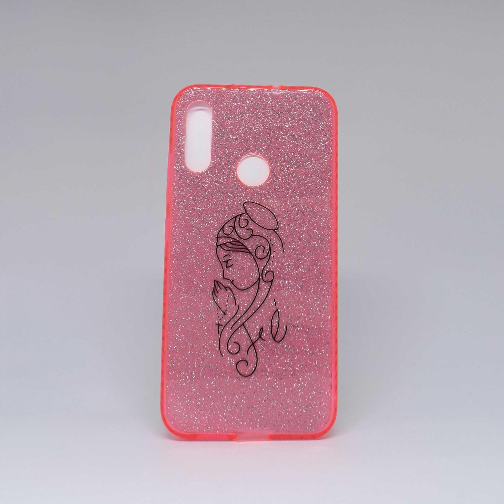 Capa Motorola E6 Plus Brilho Estampado - Nossa Senhora