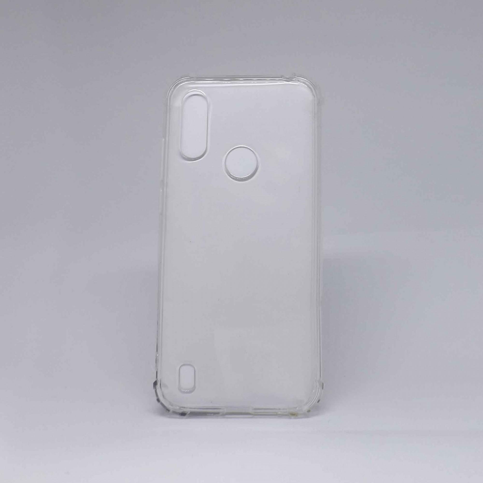 Capa Motorola E6s Antiqueda Transparente
