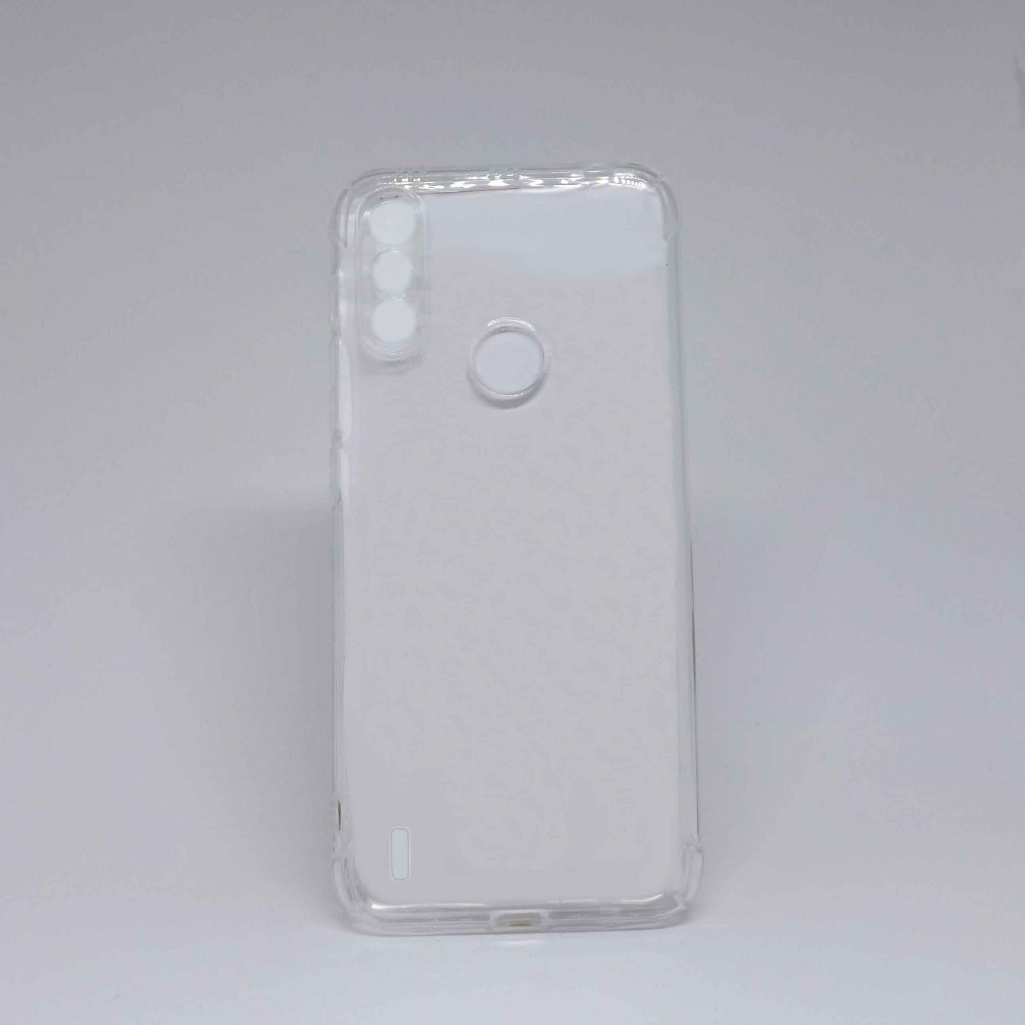 Capa Motorola E7 Power Transparente