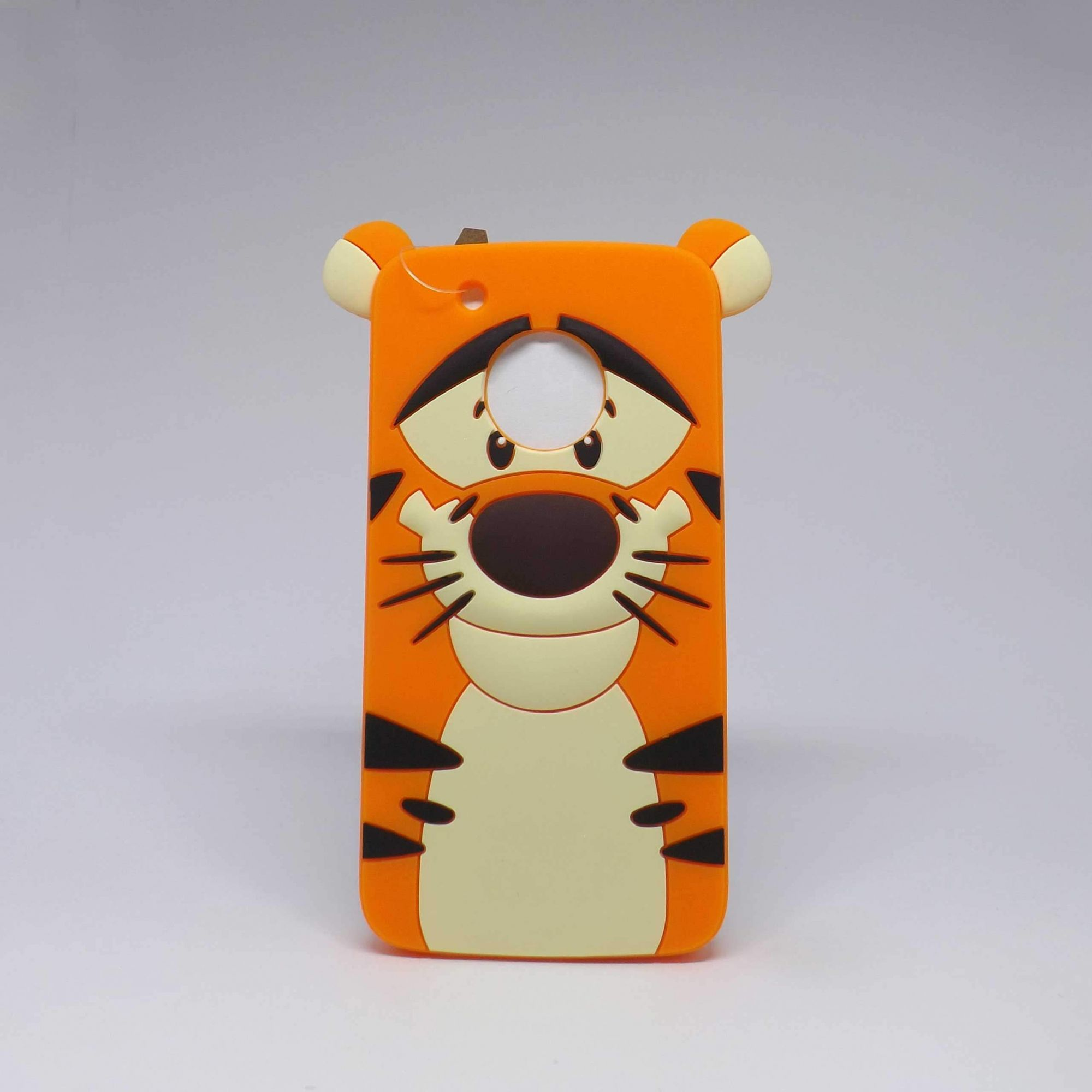 Capa Motorola G5 Plus Personagen Tigrão