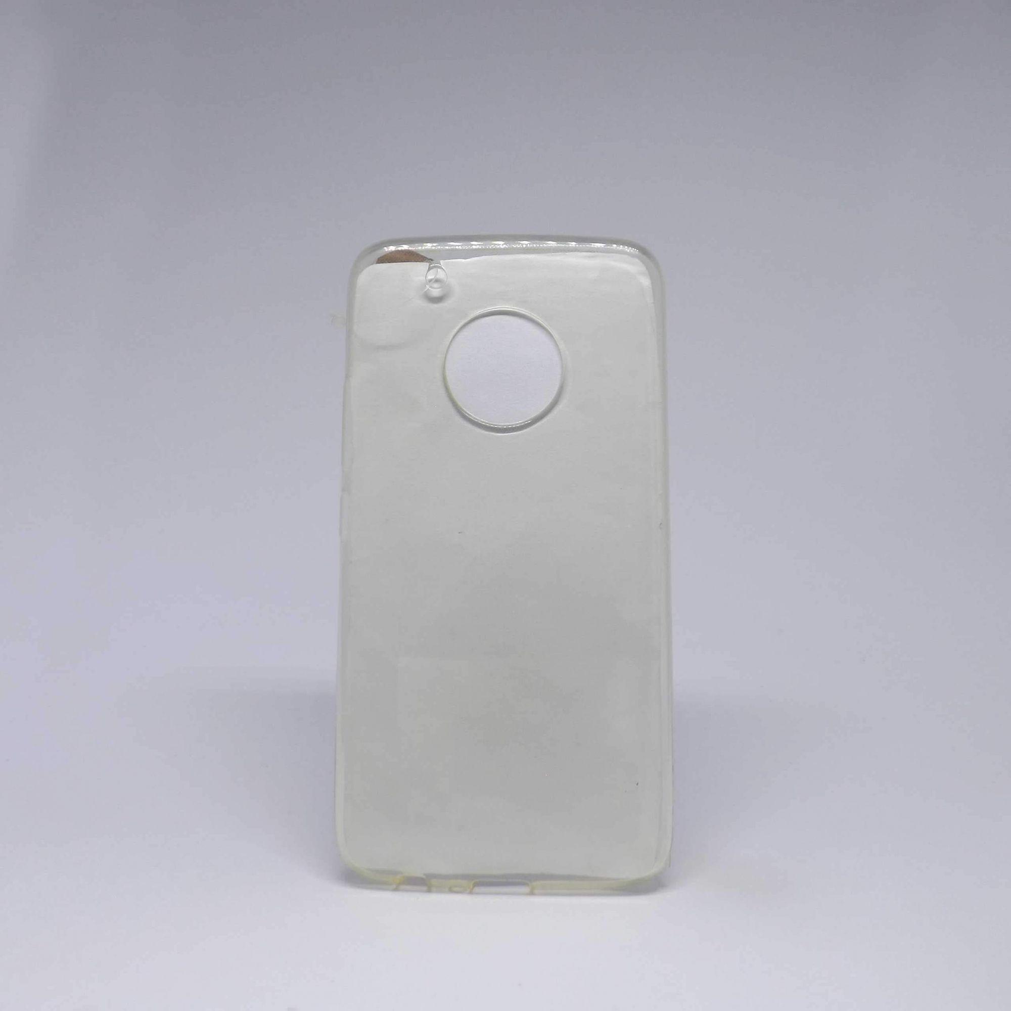Capa Motorola G5 Plus Transparente