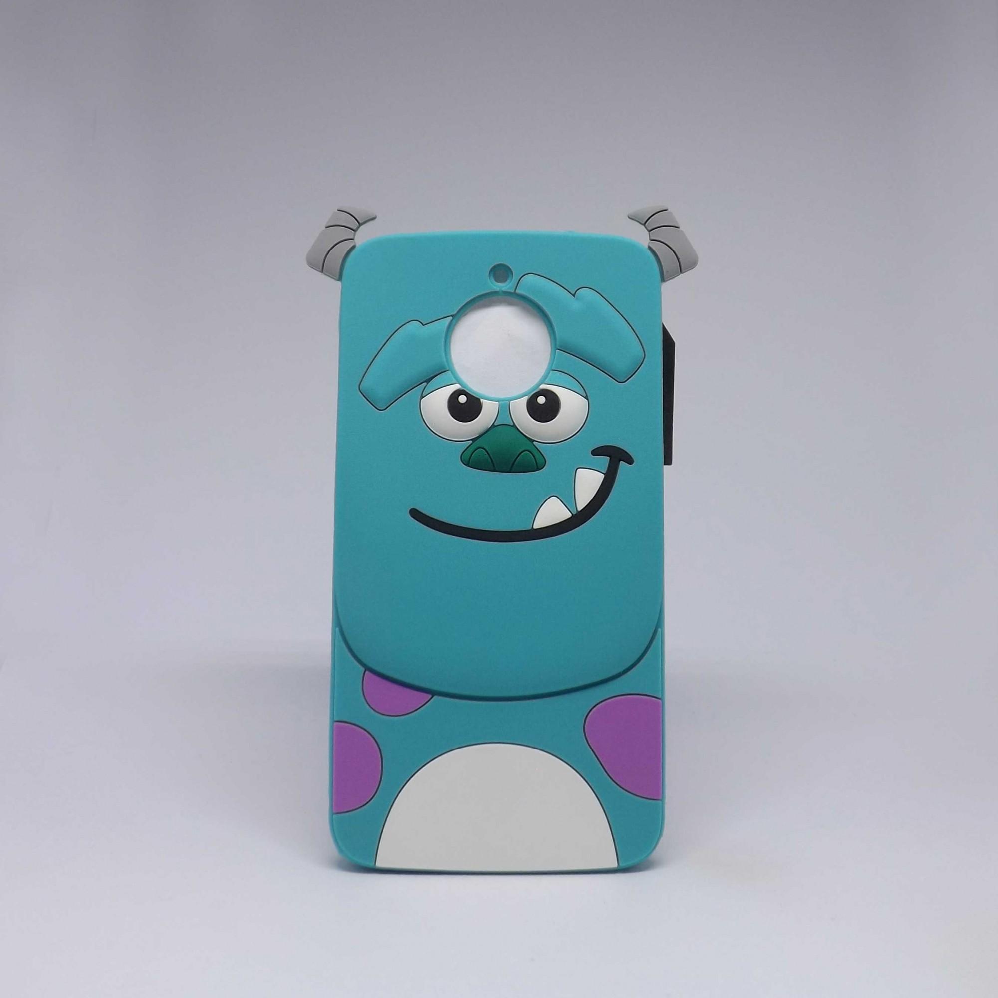 Capa Moto G5s Plus Personagens - Sulivan
