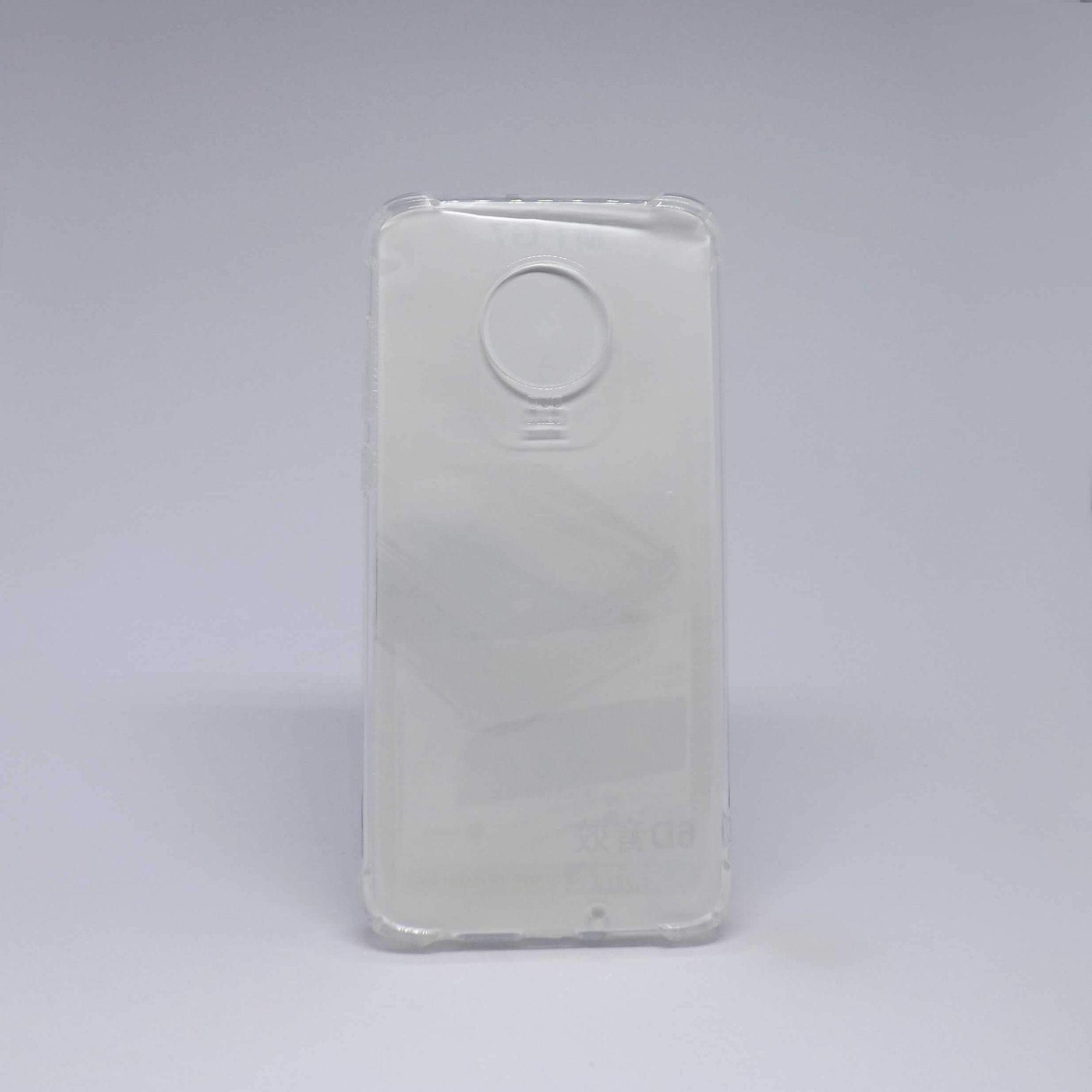 Capa Moto  G7/G7 Plus Transparente