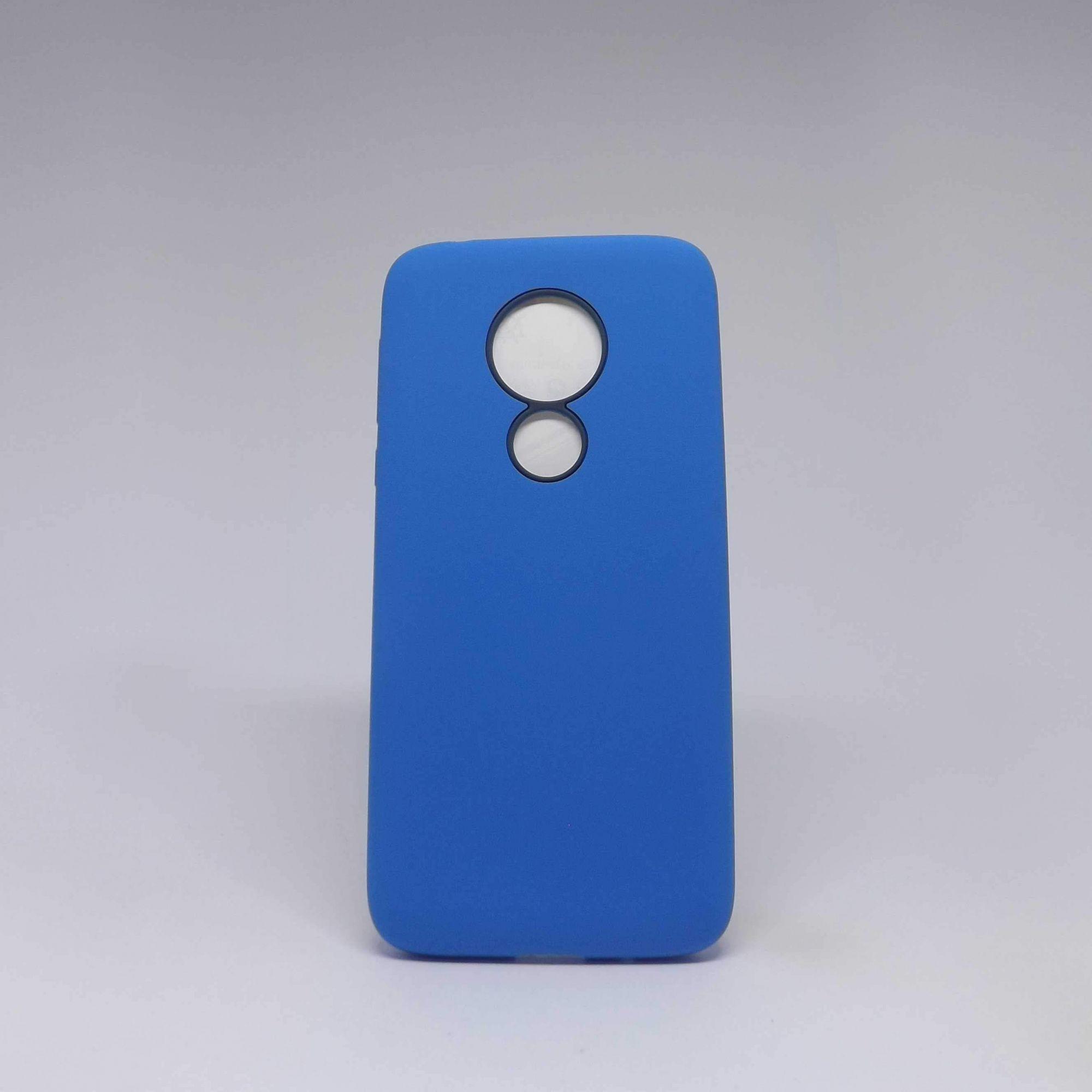 Capa Motorola G7 Power Borracha