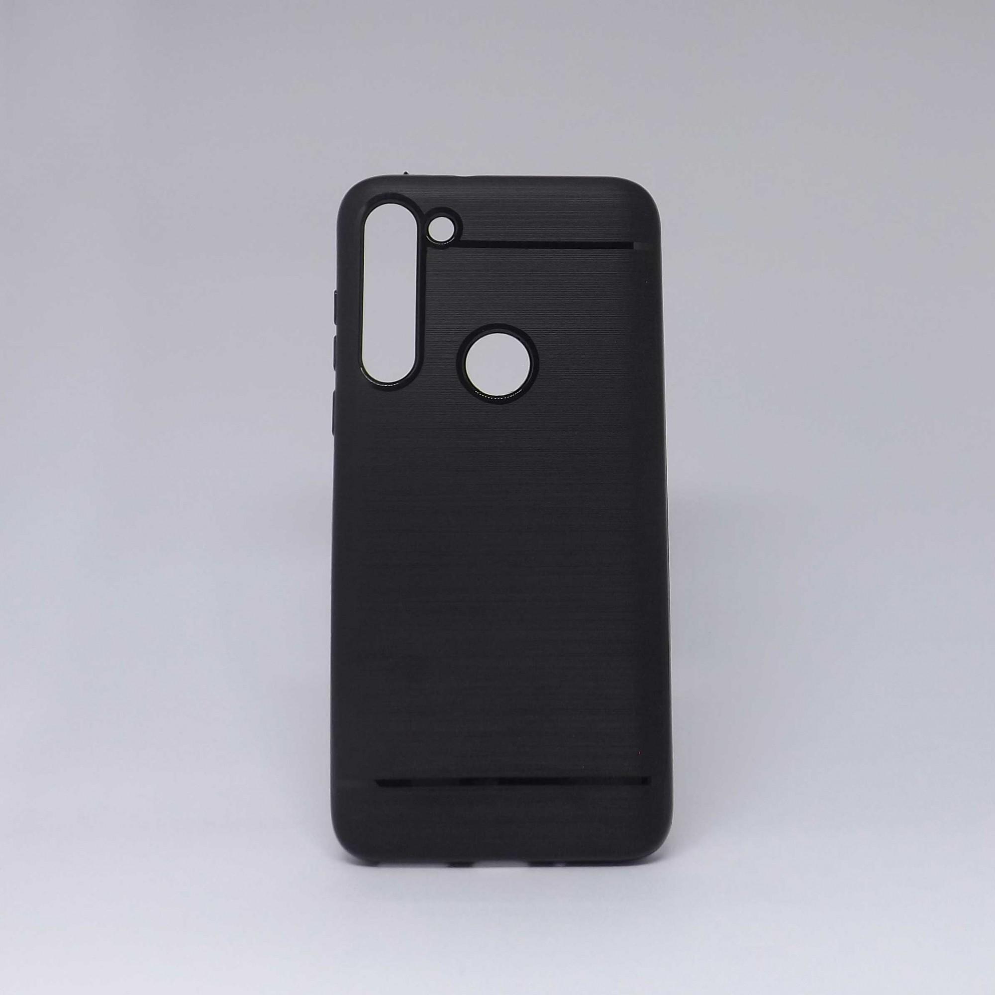 Capa Motorola G8 Power Preta Molinha