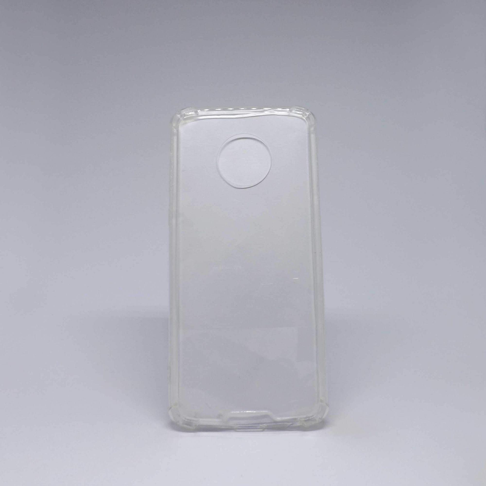 Capa Moto X4 Transparente