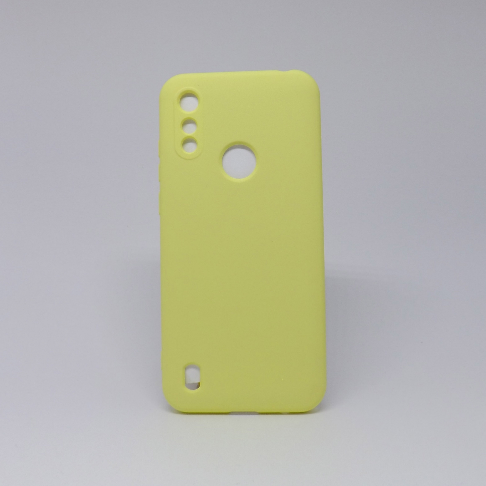 Capa Motorola E6s Autêntica Com Proteção na Câmera