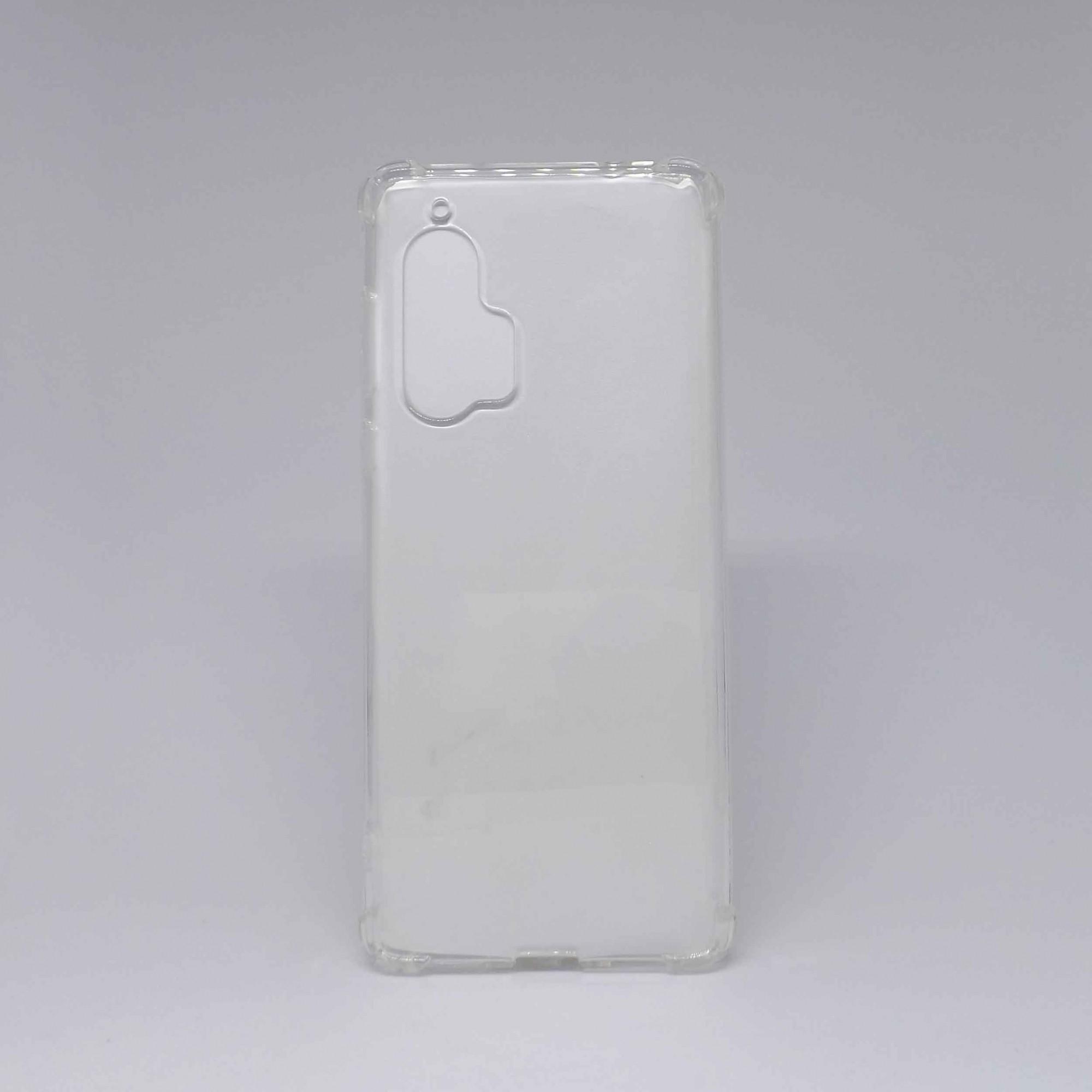 Capa Motorola Edge Plus Transparente