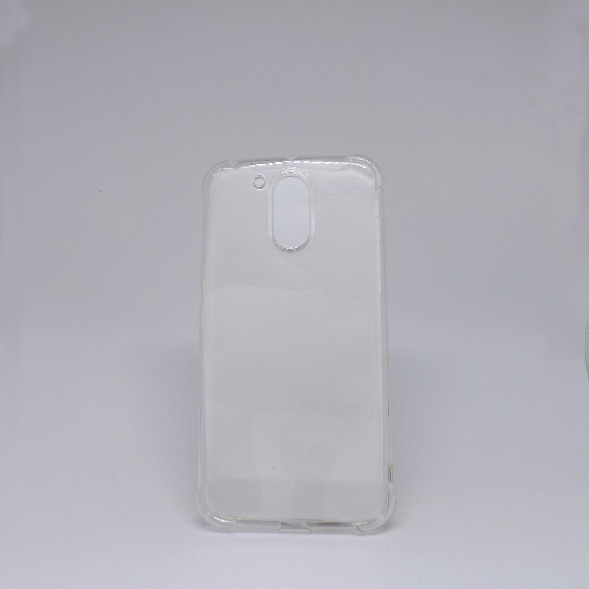 Capa Motorola G4 Plus Transparente