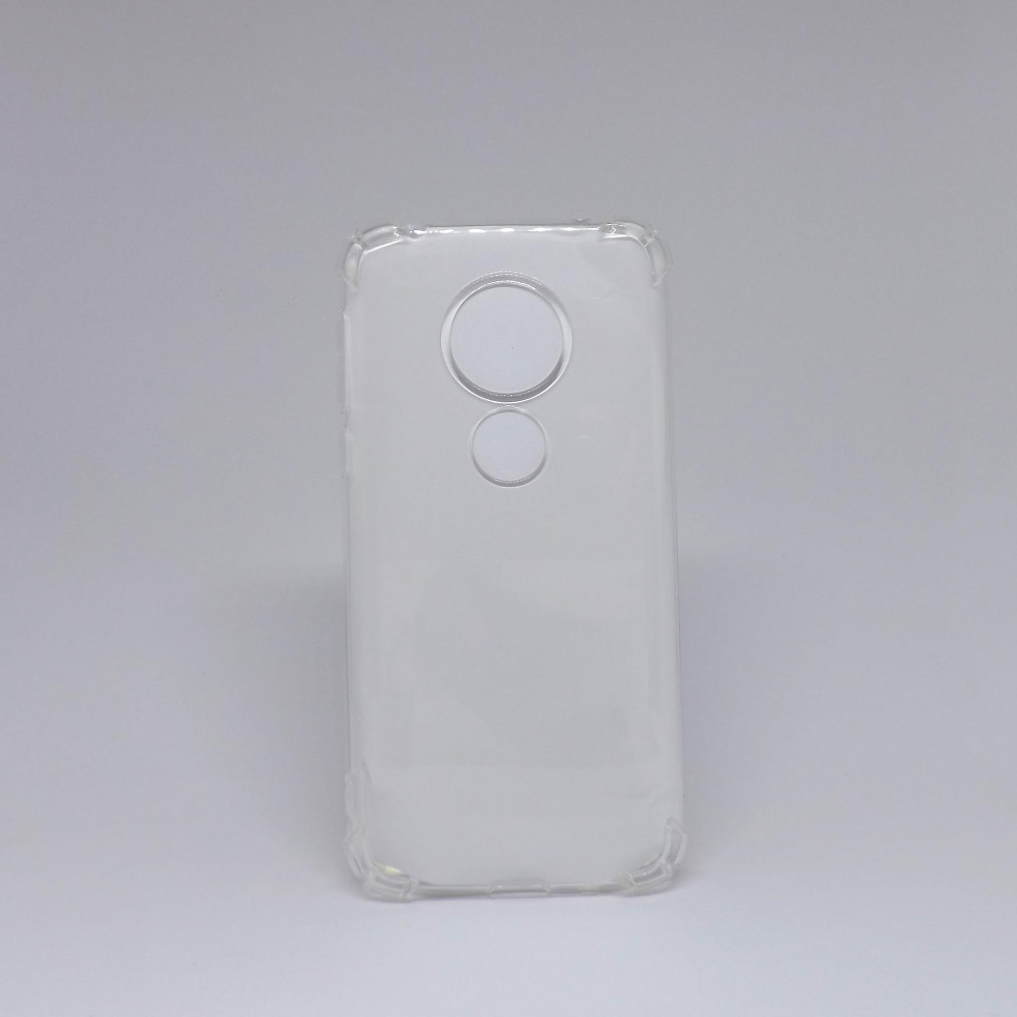 Capa Motorola G7 Play Antiqueda Transparente