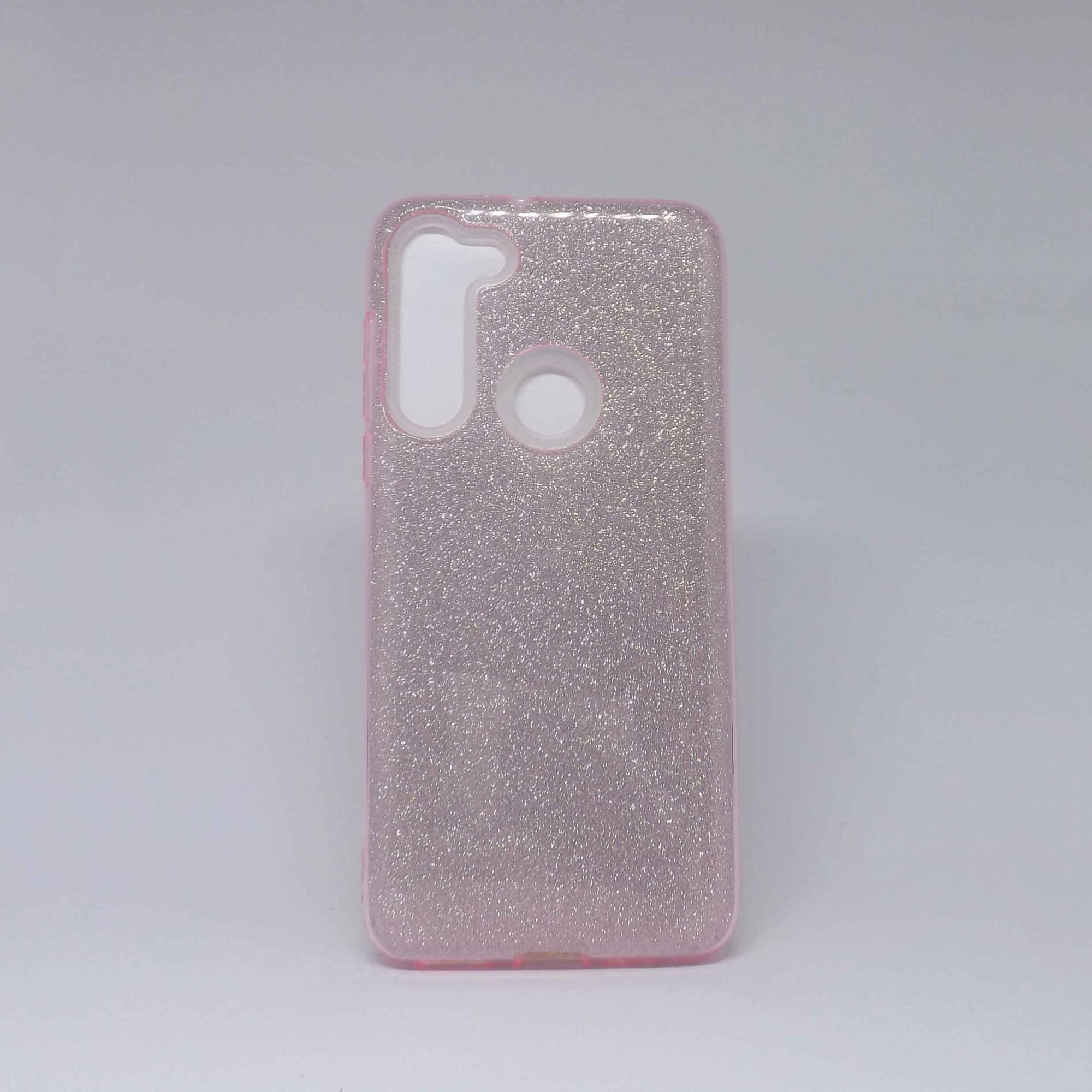 Capa Motorola G8 Glitter