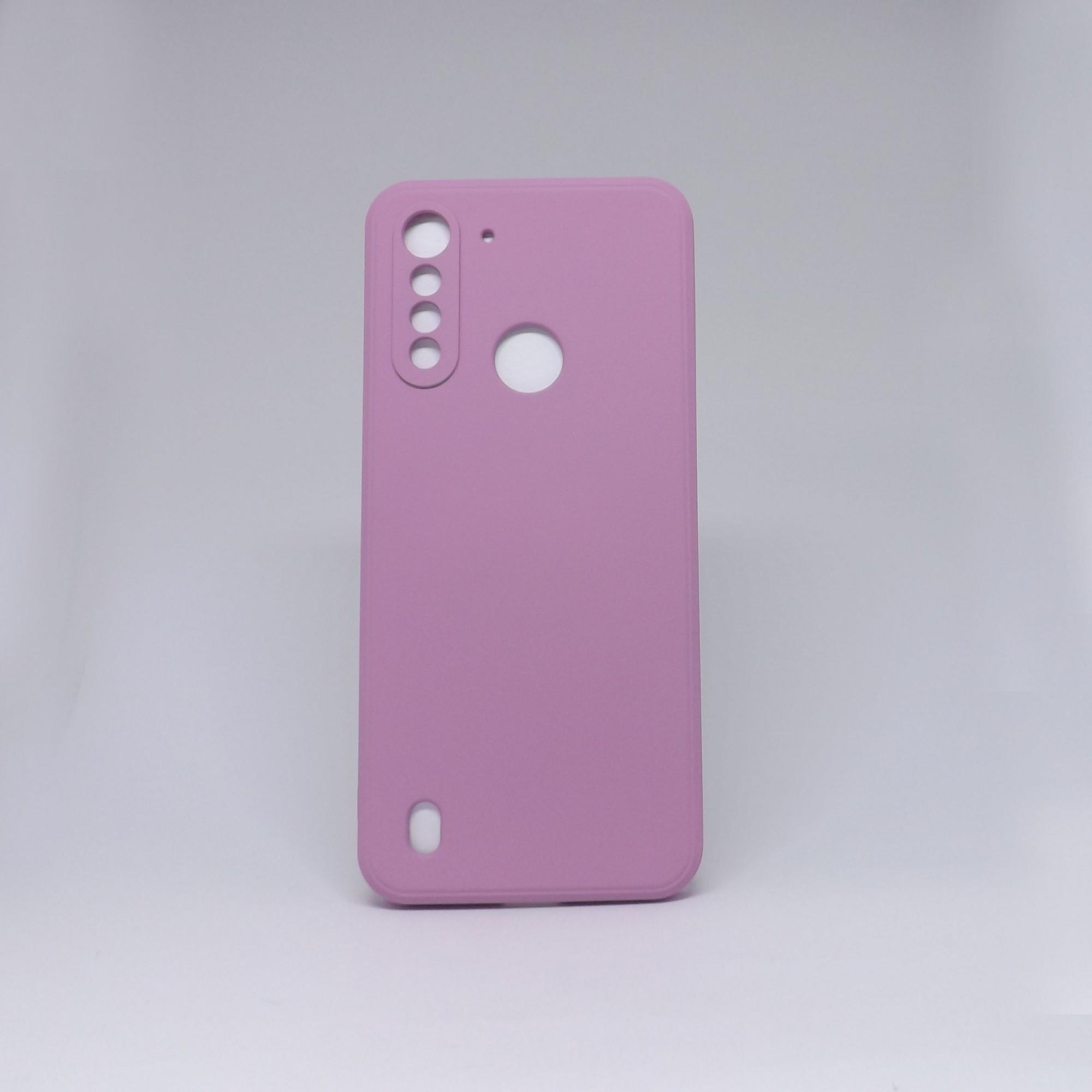 Capa Motorola G8 Power Lite Autêntica (Com Proteção na Câmera)