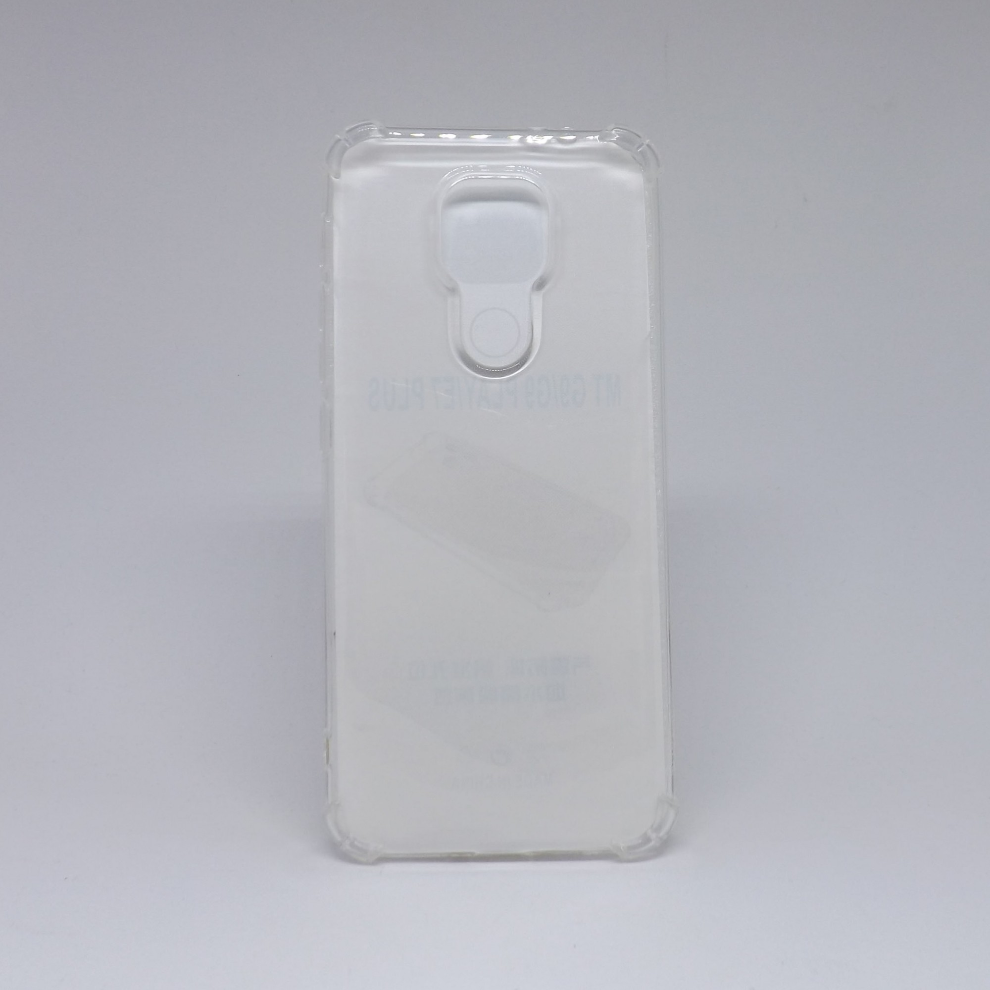Capa Motorola G9 Play Antiqueda Transparente