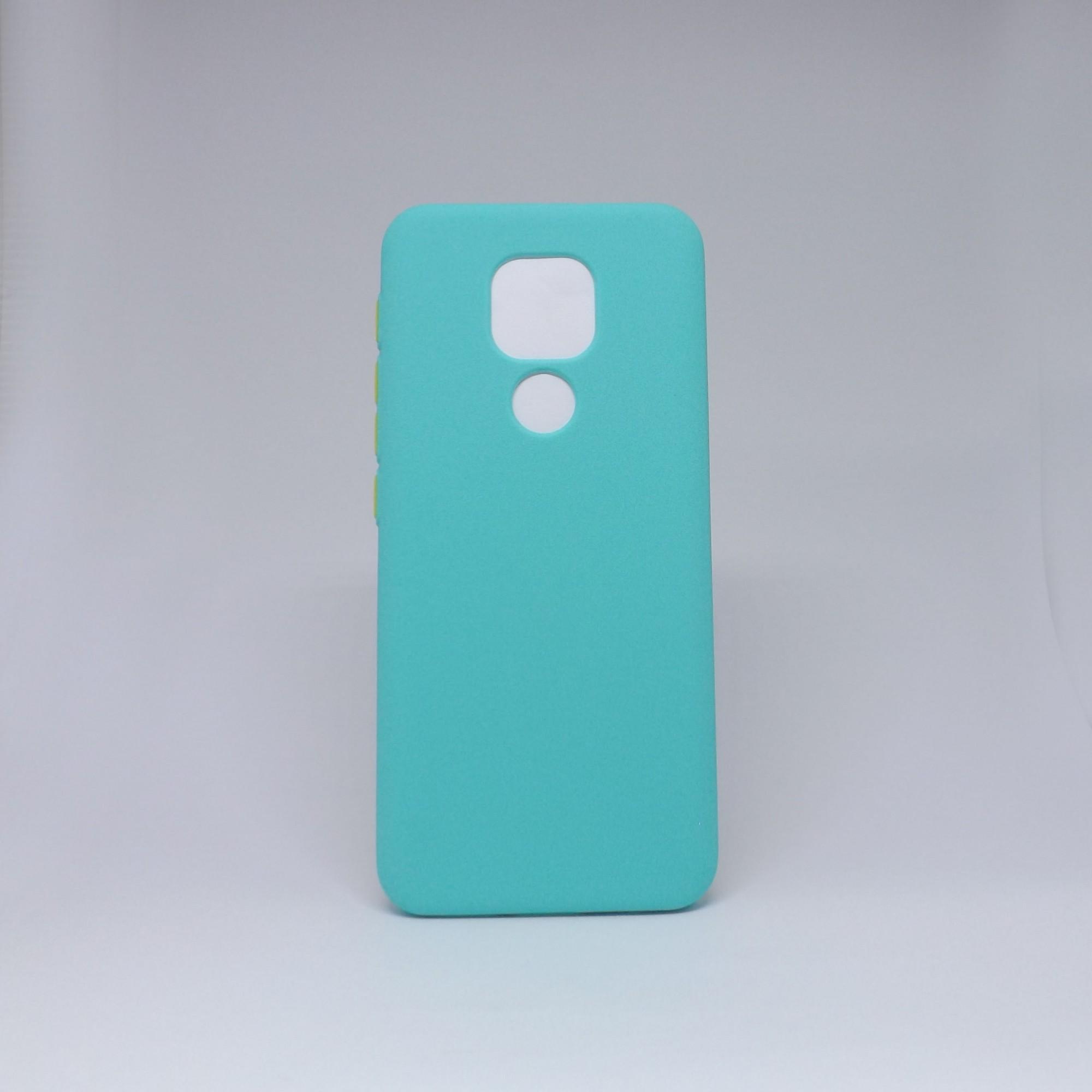 Capa Motorola G9 Play Borracha