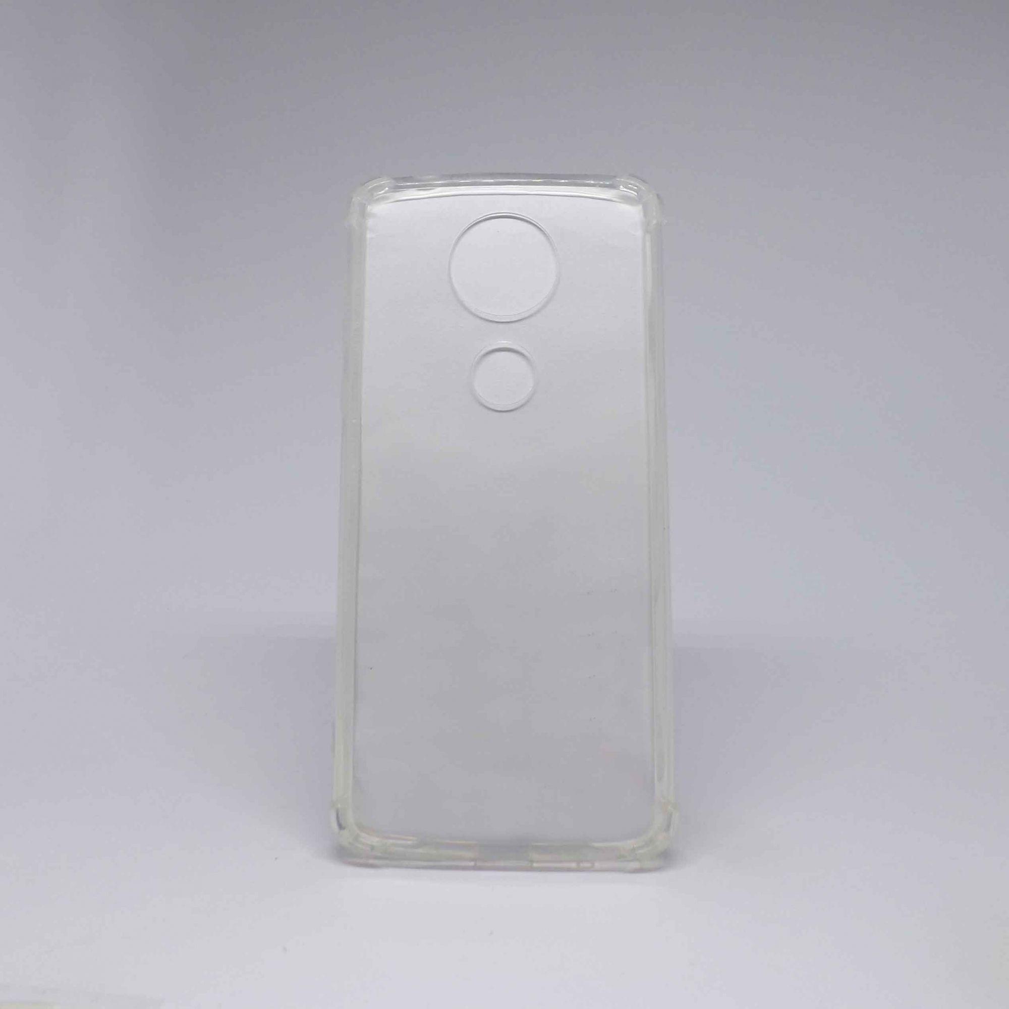 Capa Motorola Moto E5 Plus Antiqueda Transparente