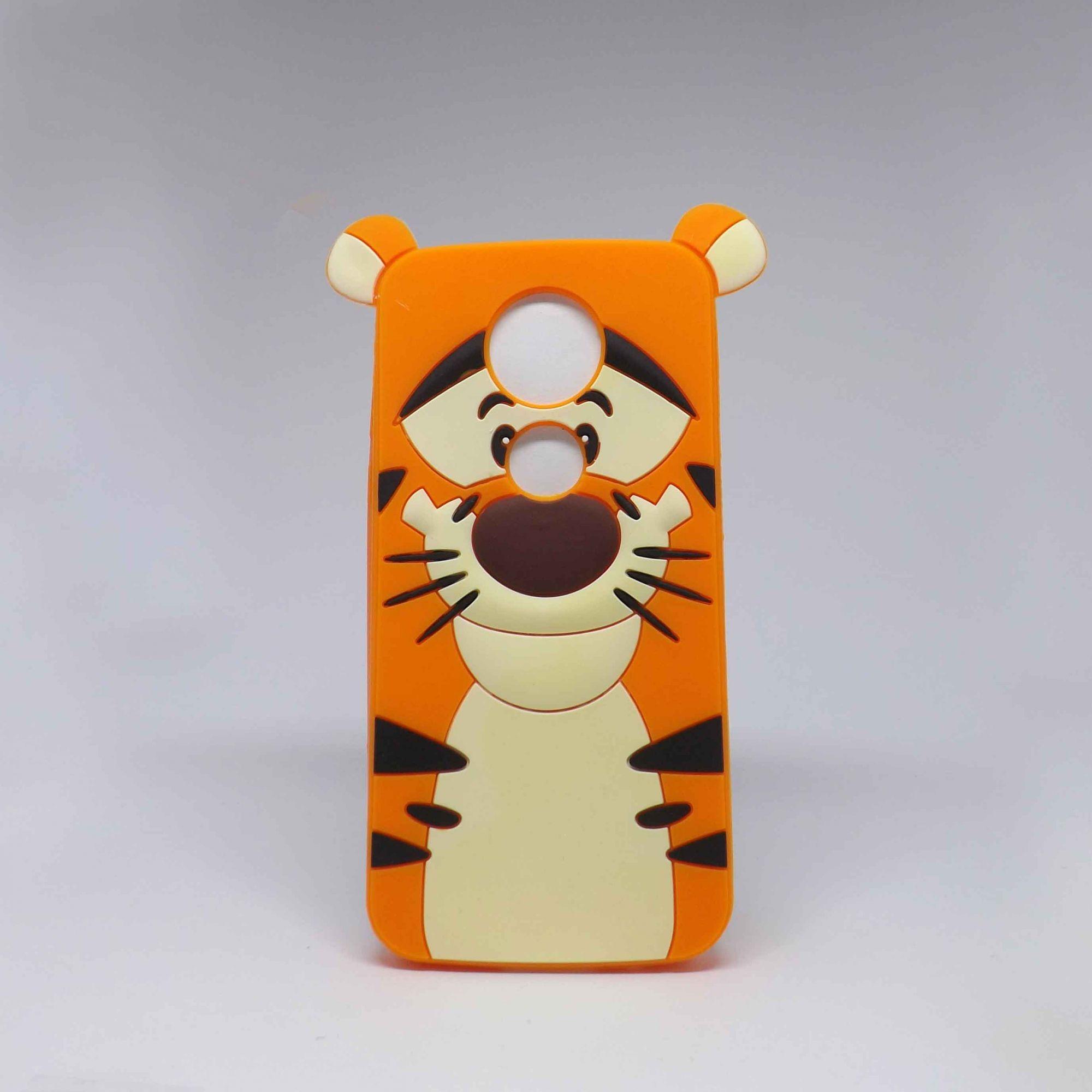 Capa Motorola E5 Plus Personagens - Tigrão