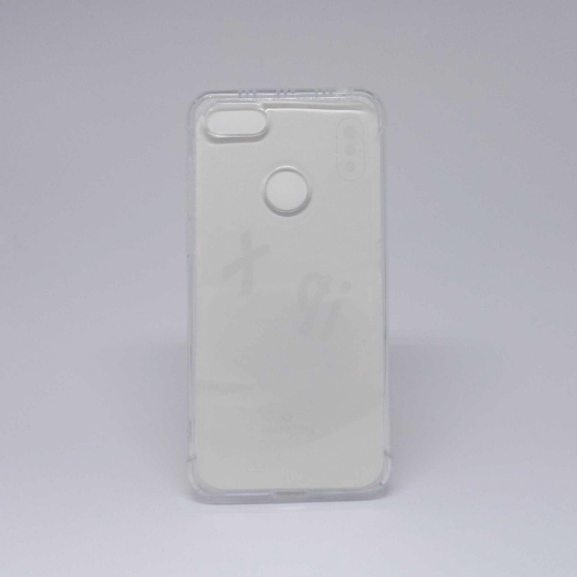 Capa Motorola E6 Play Antiqueda Transparente