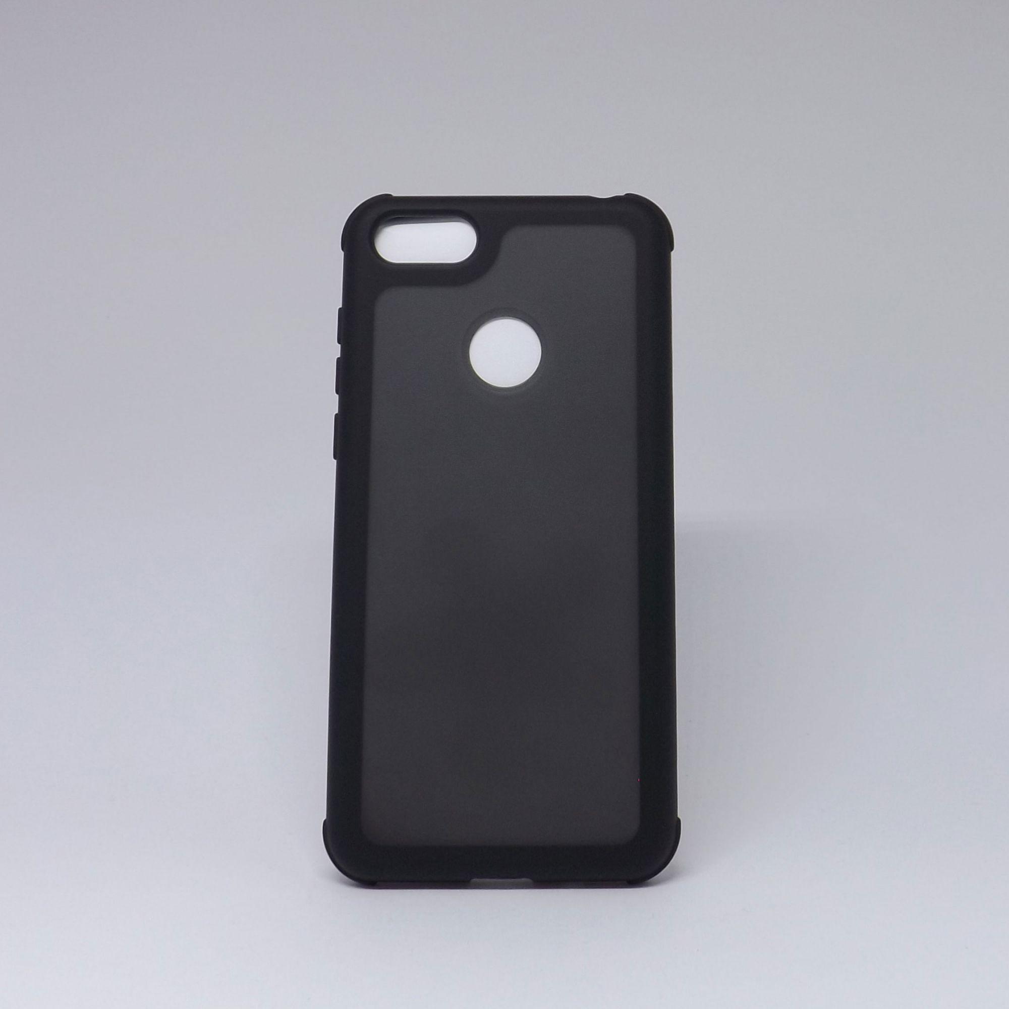 Capa Motorola E6 Play Fumê com Borda Colorida