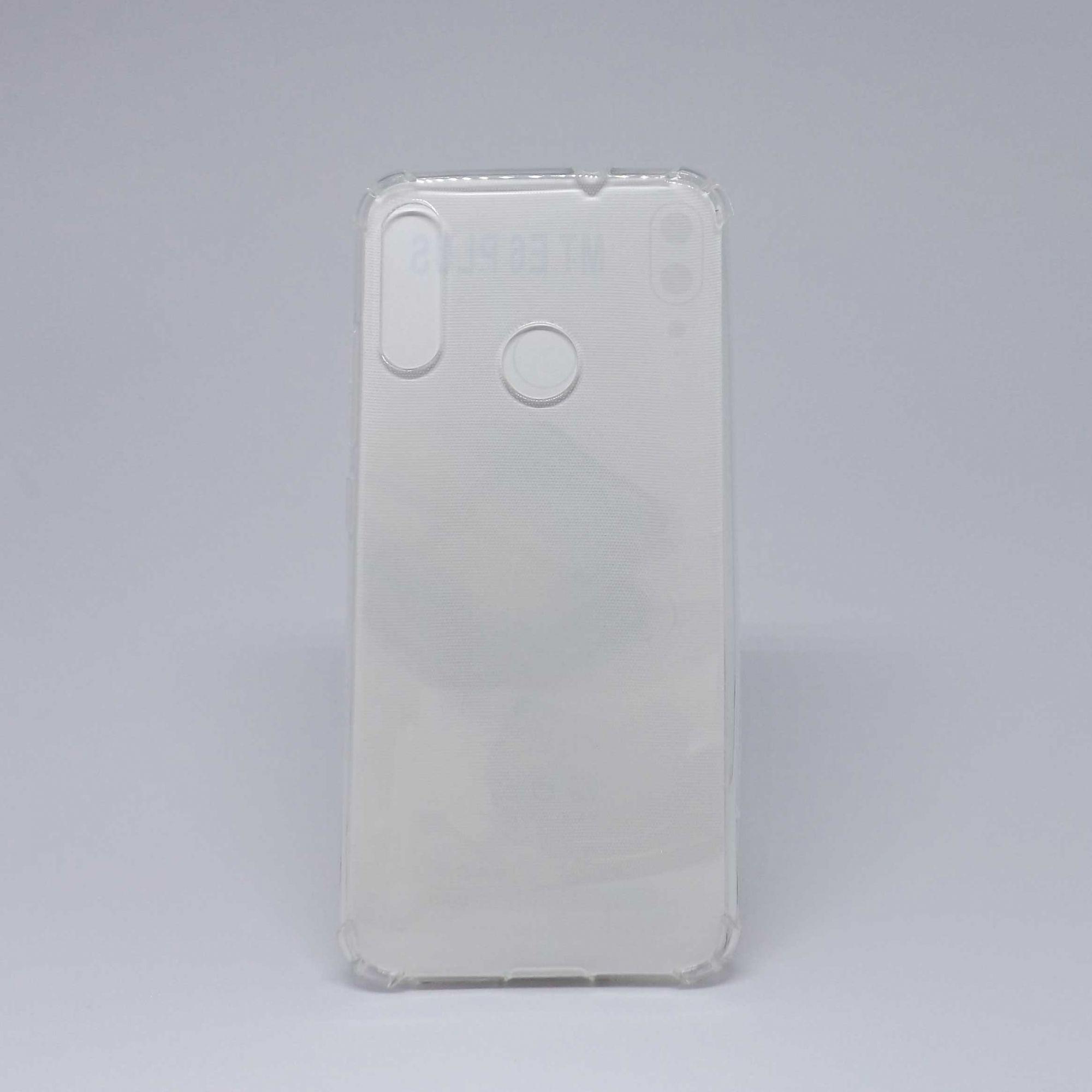 Capa Motorola Moto E6 Plus Antiqueda Transparente