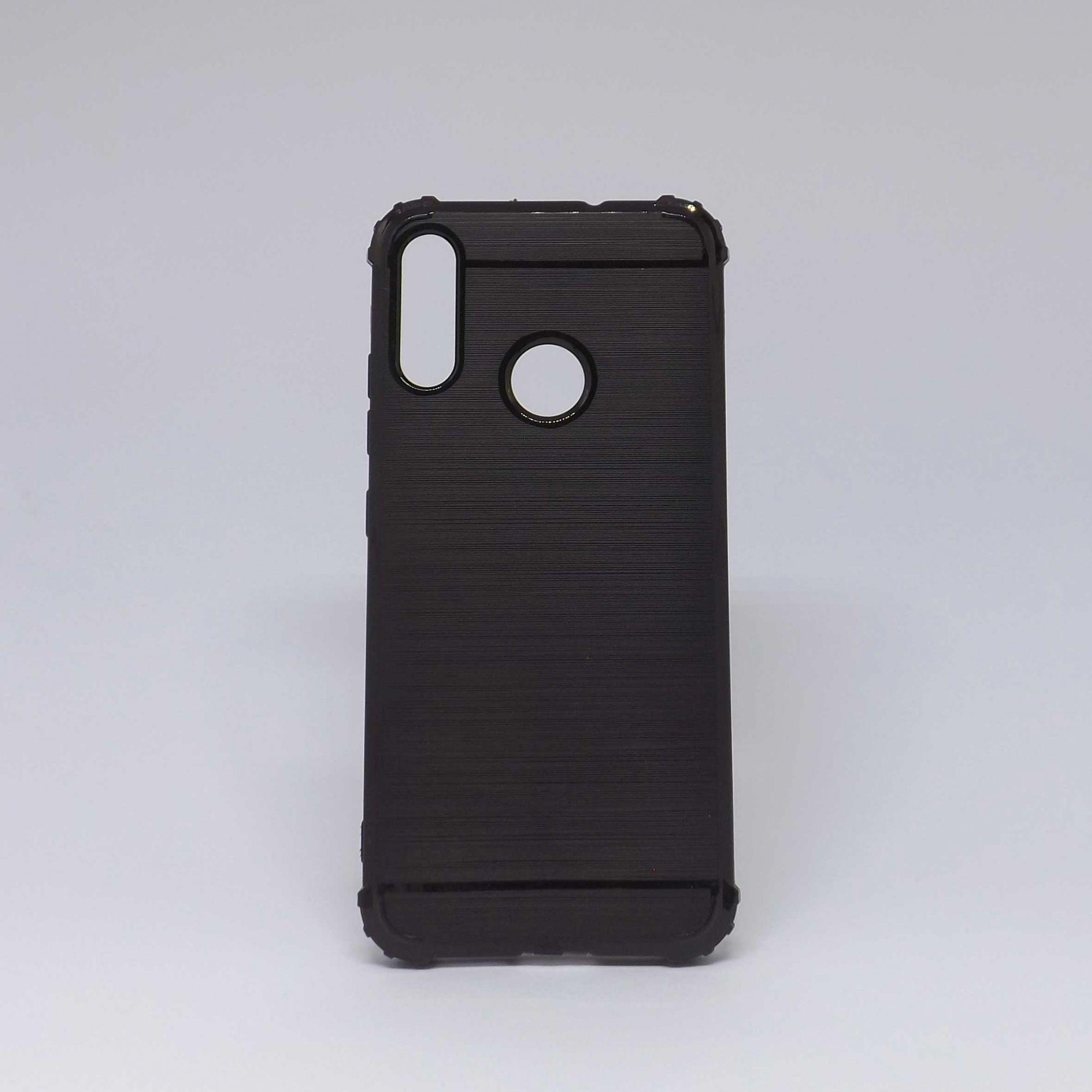 Capa Motorola E6 Plus Preta Molinha