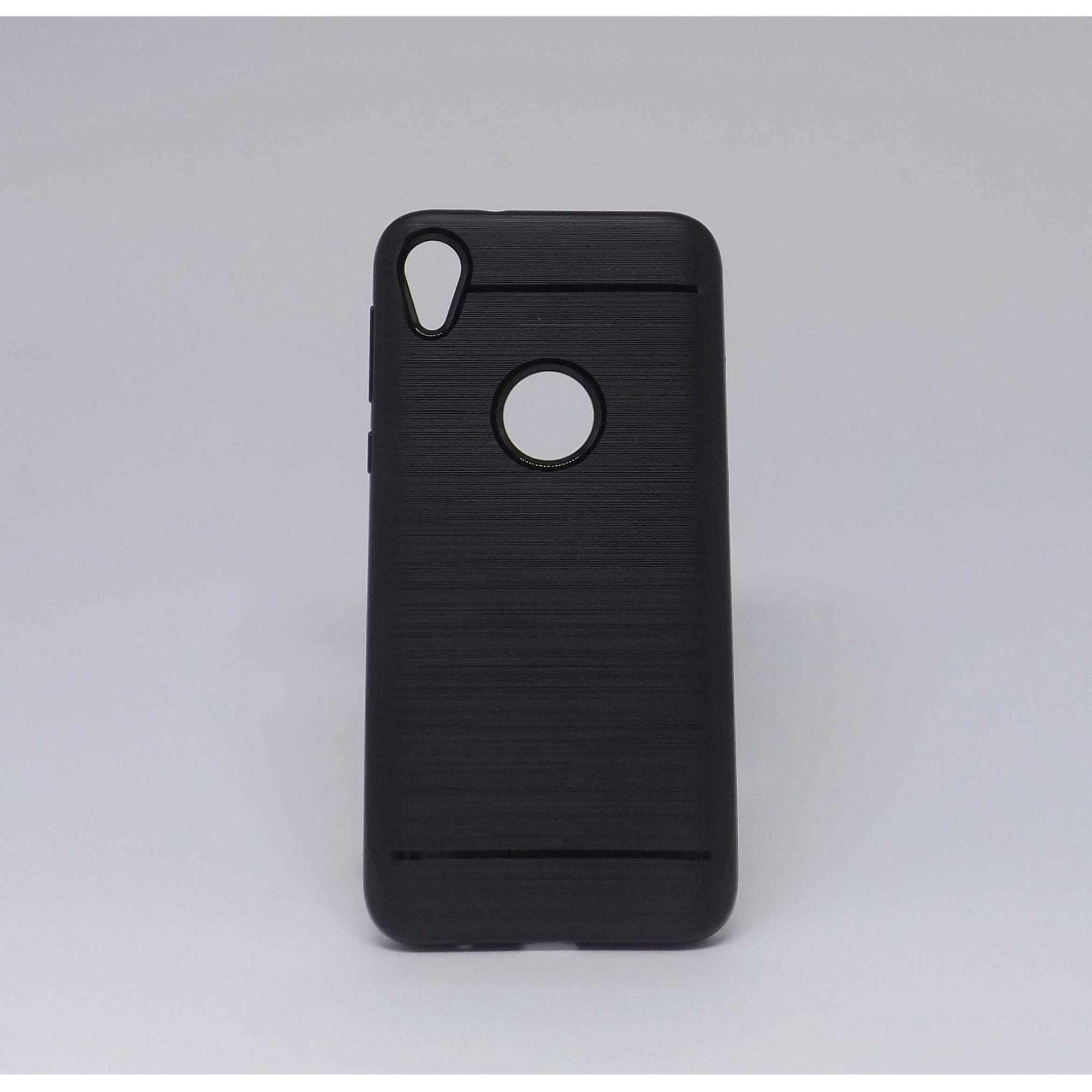 Capa Motorola E6 Preta Molinha