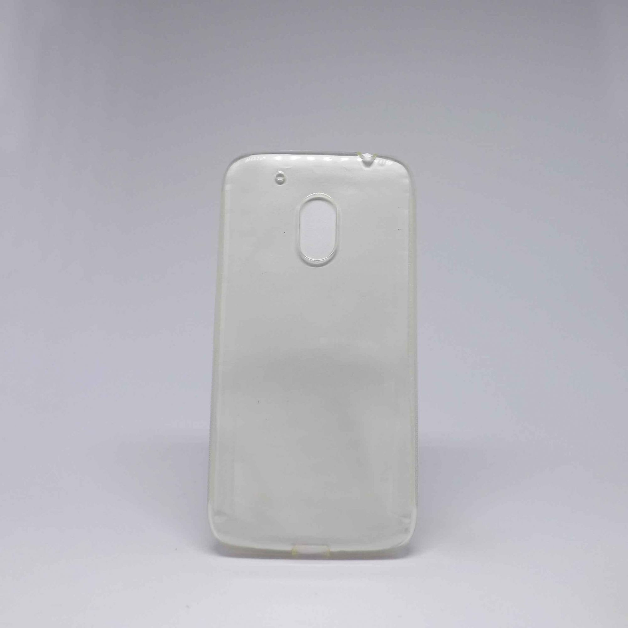 Capa Motorola G4 Play Transparente