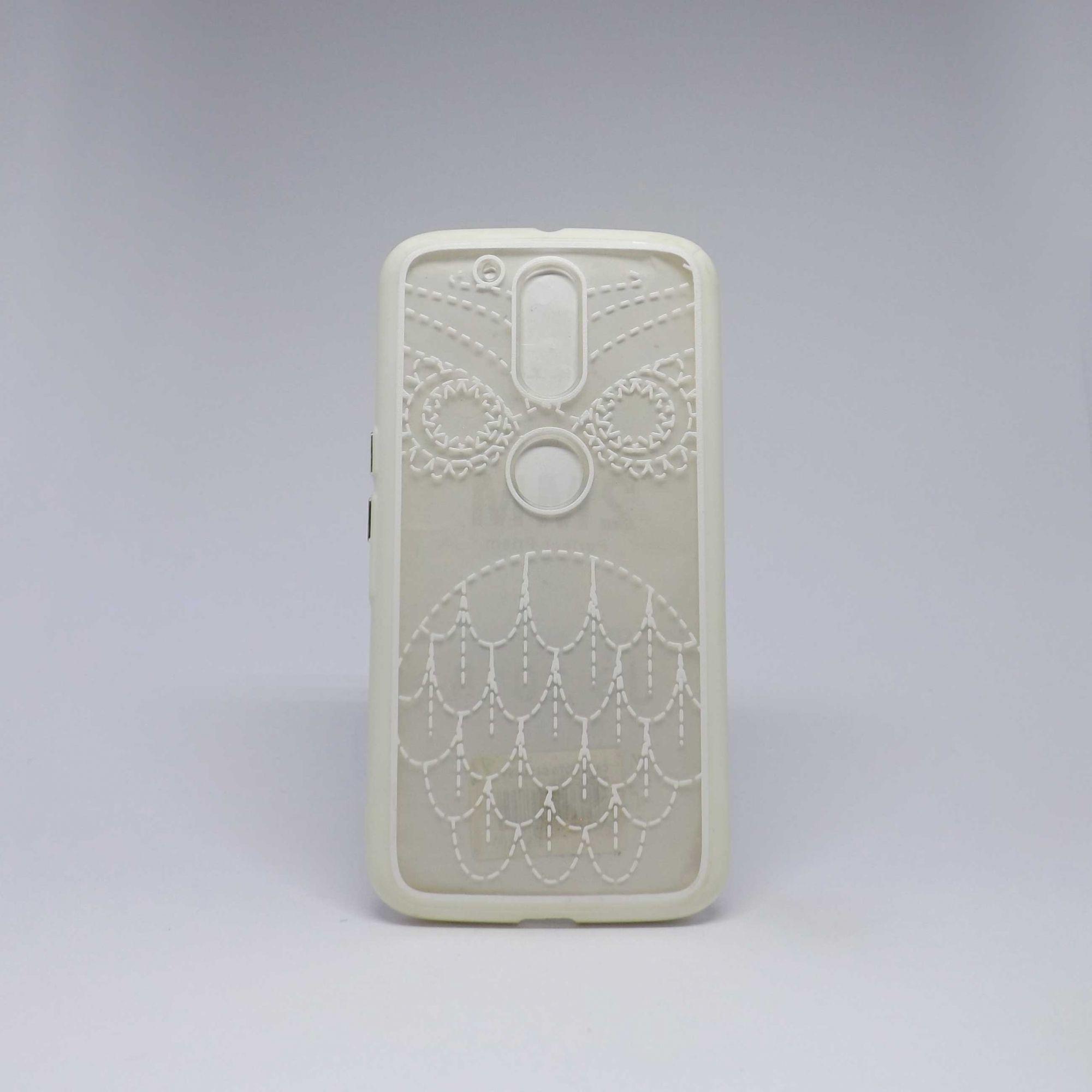 Capa Motorola G4 Plus Acrílico Estampado