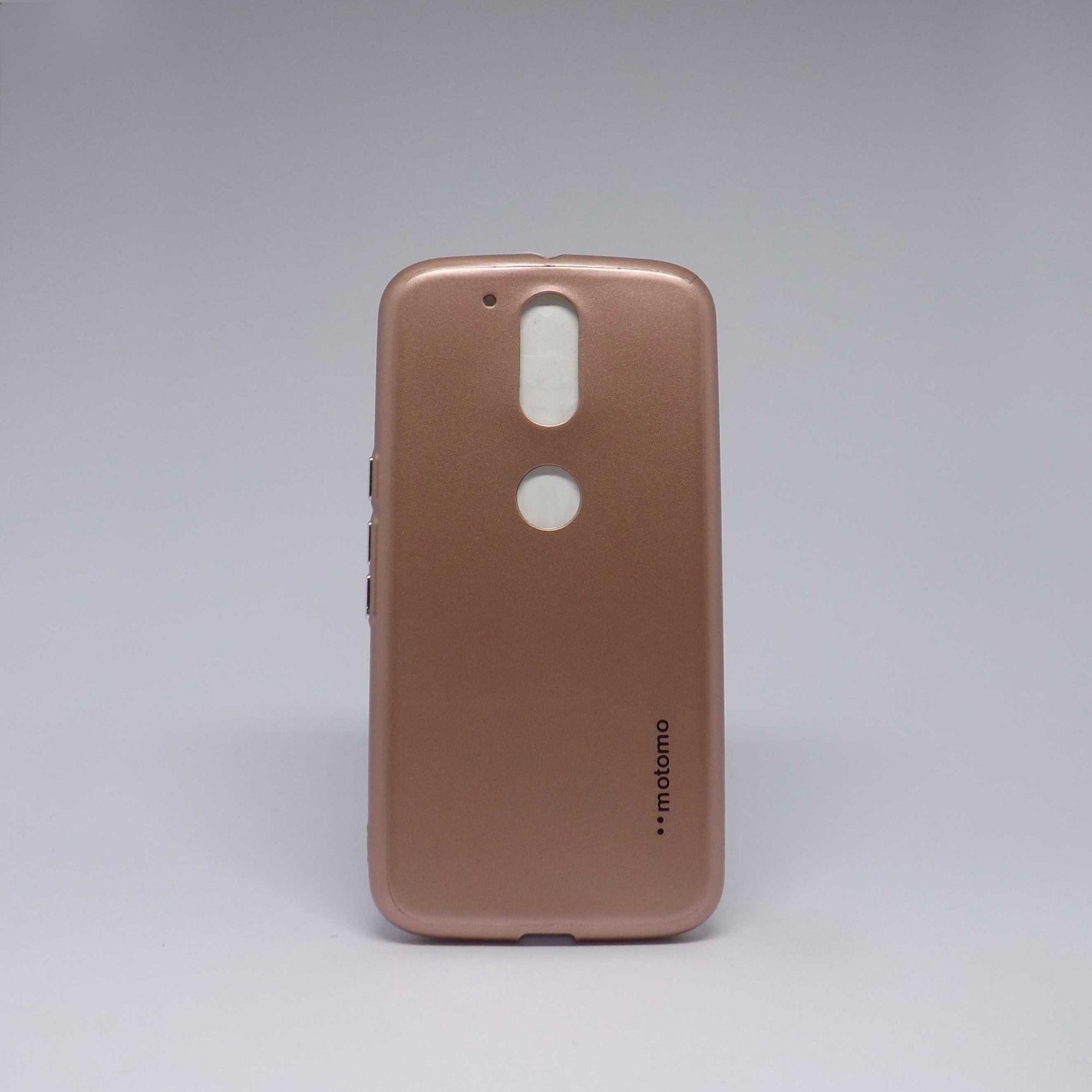 Capa Motorola G4 Plus SGP Case Metalizada