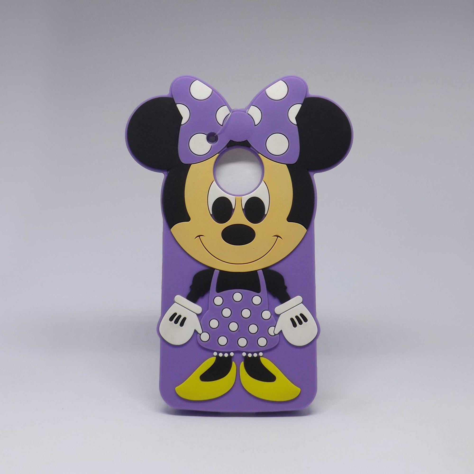Capa Motorola G5 Personagens - Minnie