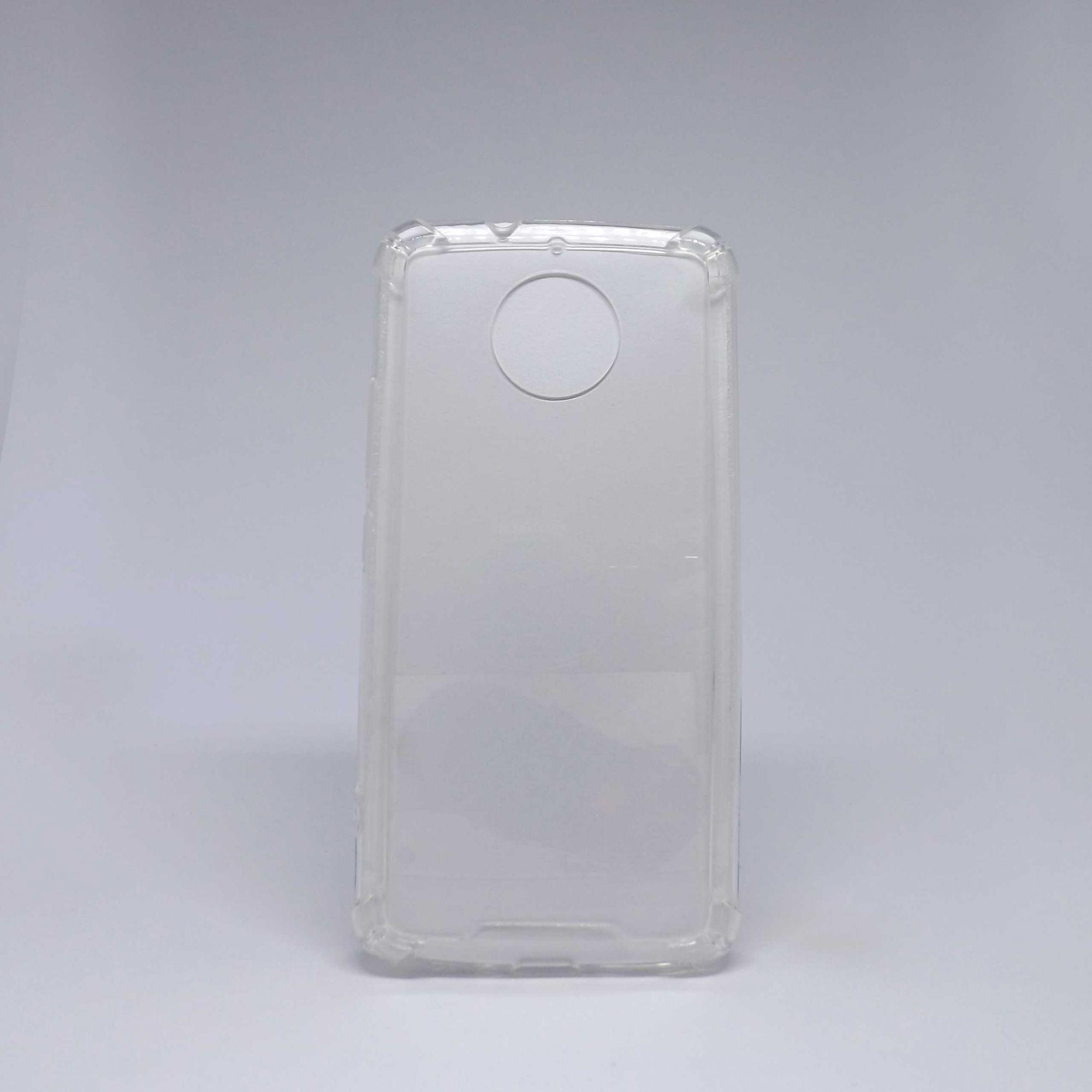Capa Motorola G5s Antiqueda Transparente