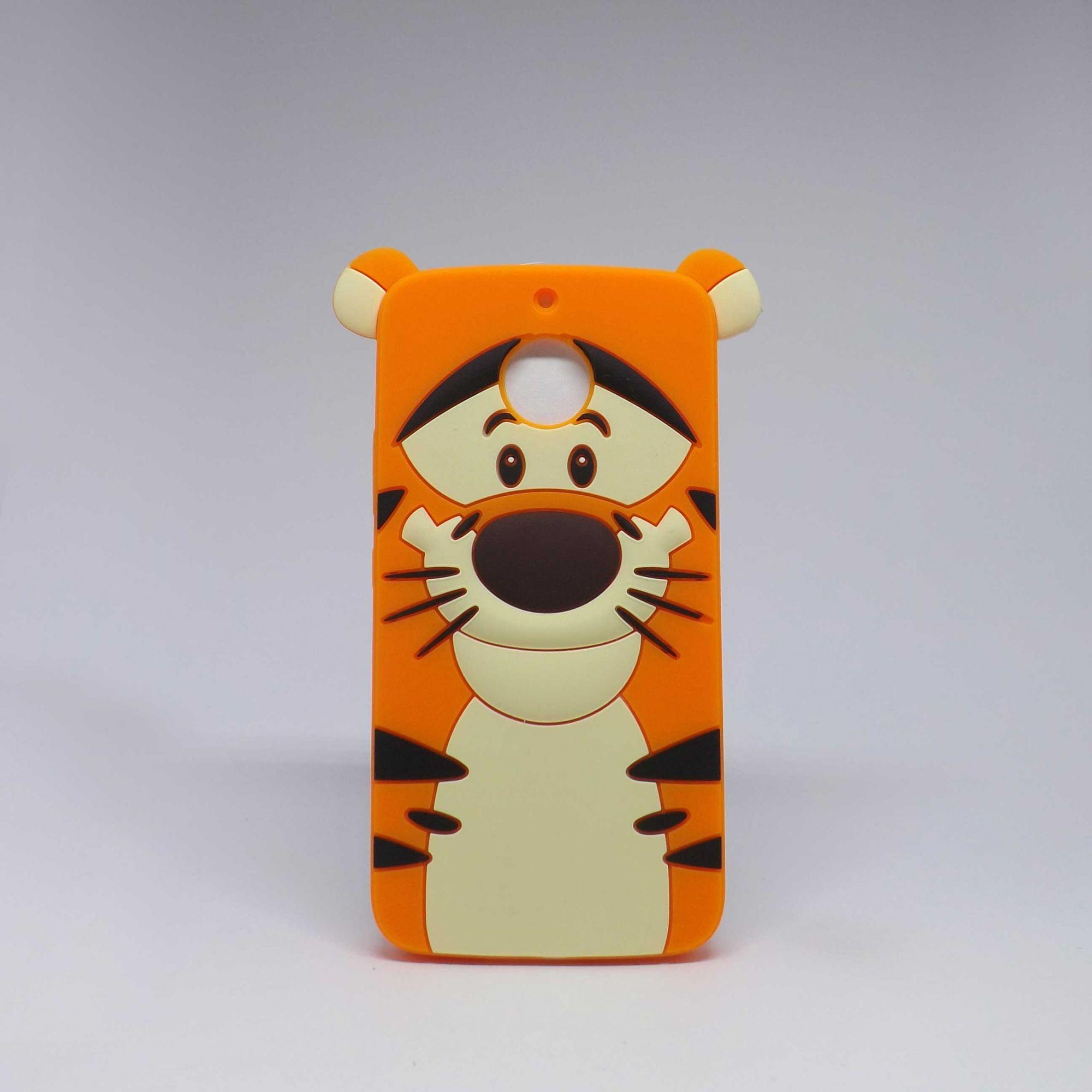 Capa Motorola Moto G5s Personagens - Tigrão