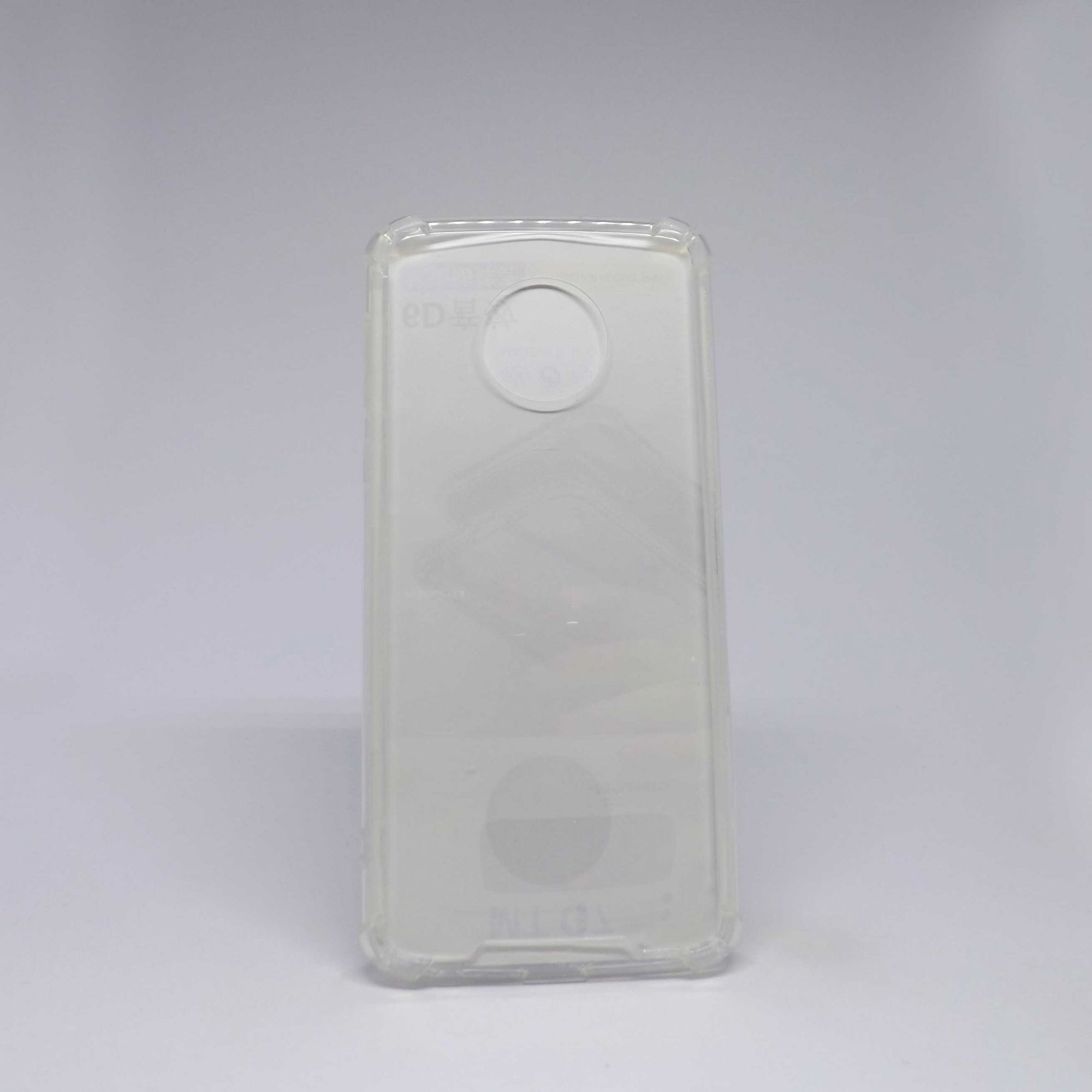 Capa Motorola G5s Plus Antiqueda Transparente