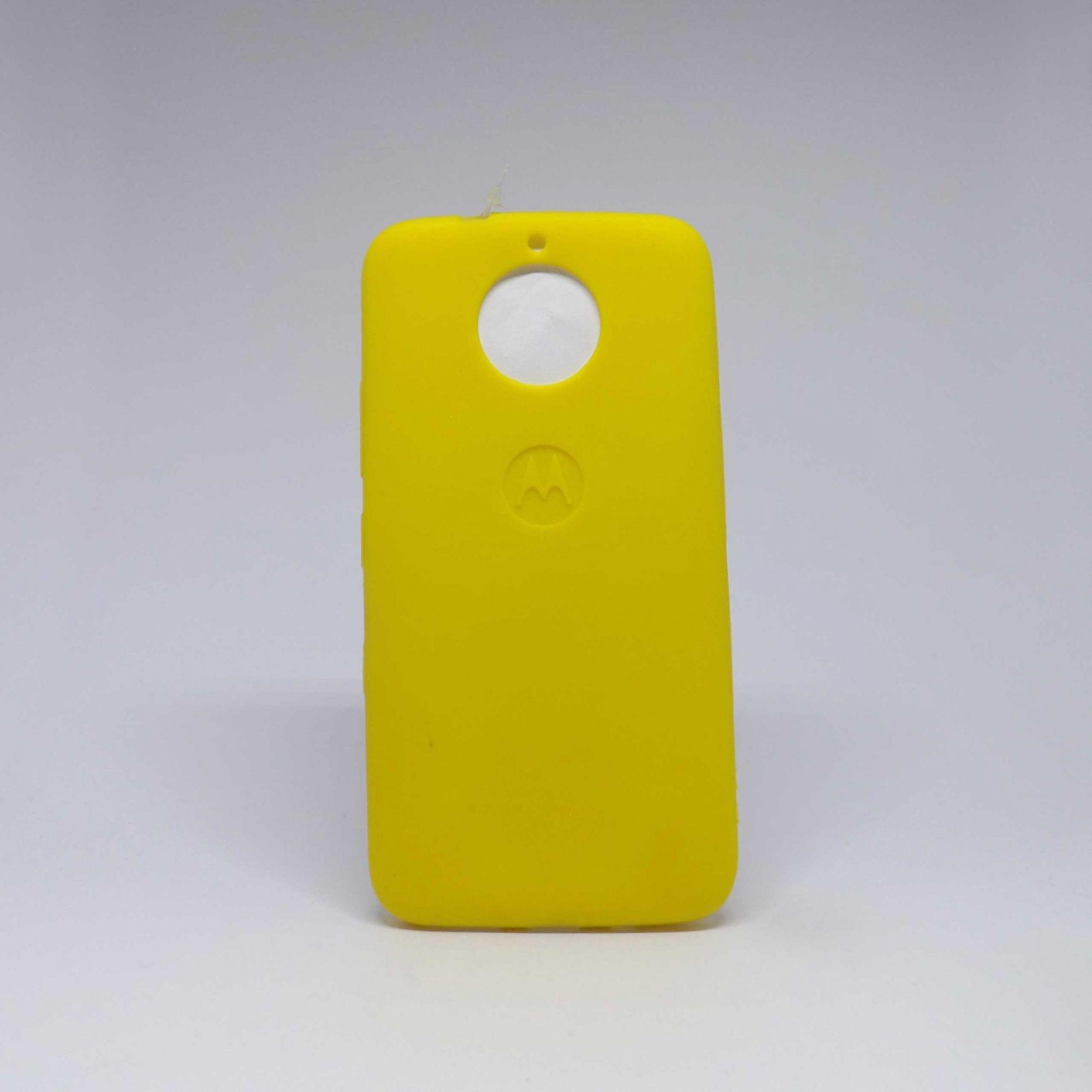 Capa Motorola G5s Plus Borracha