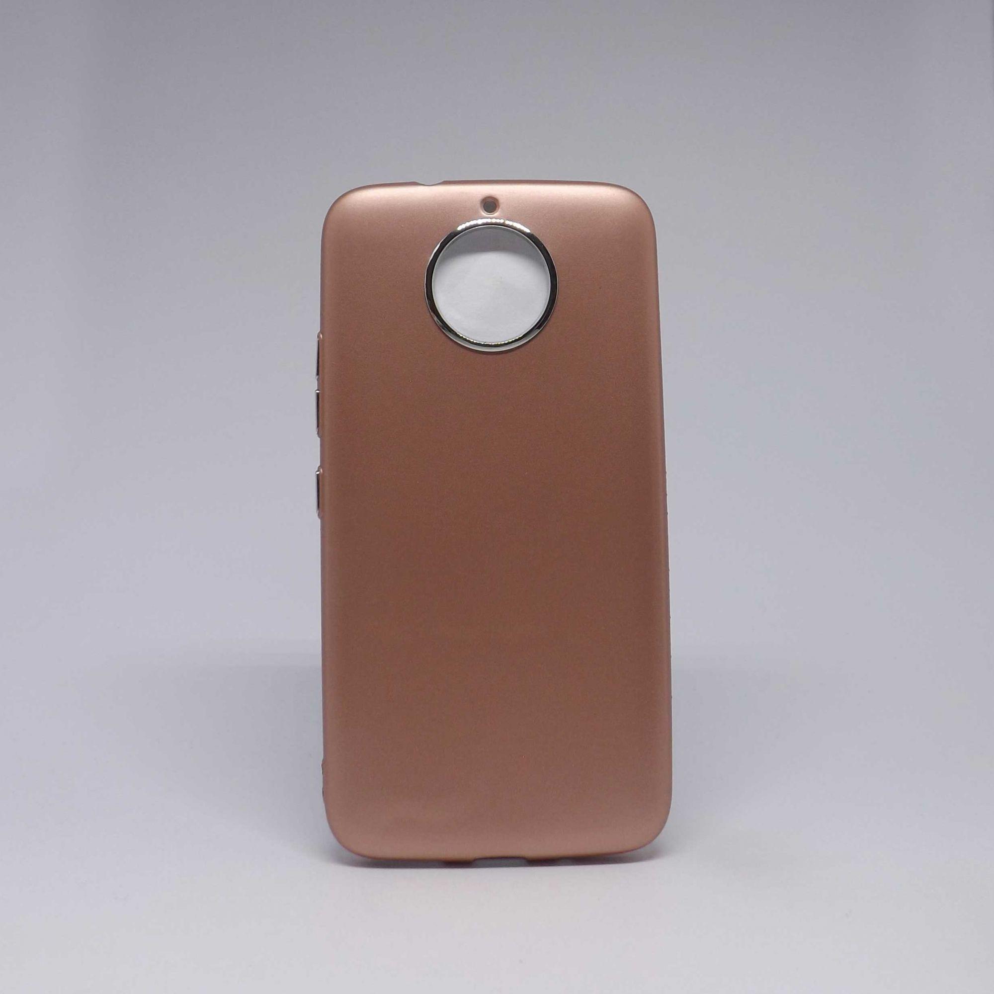 Capa Motorola G5s Plus SGP Metalizada