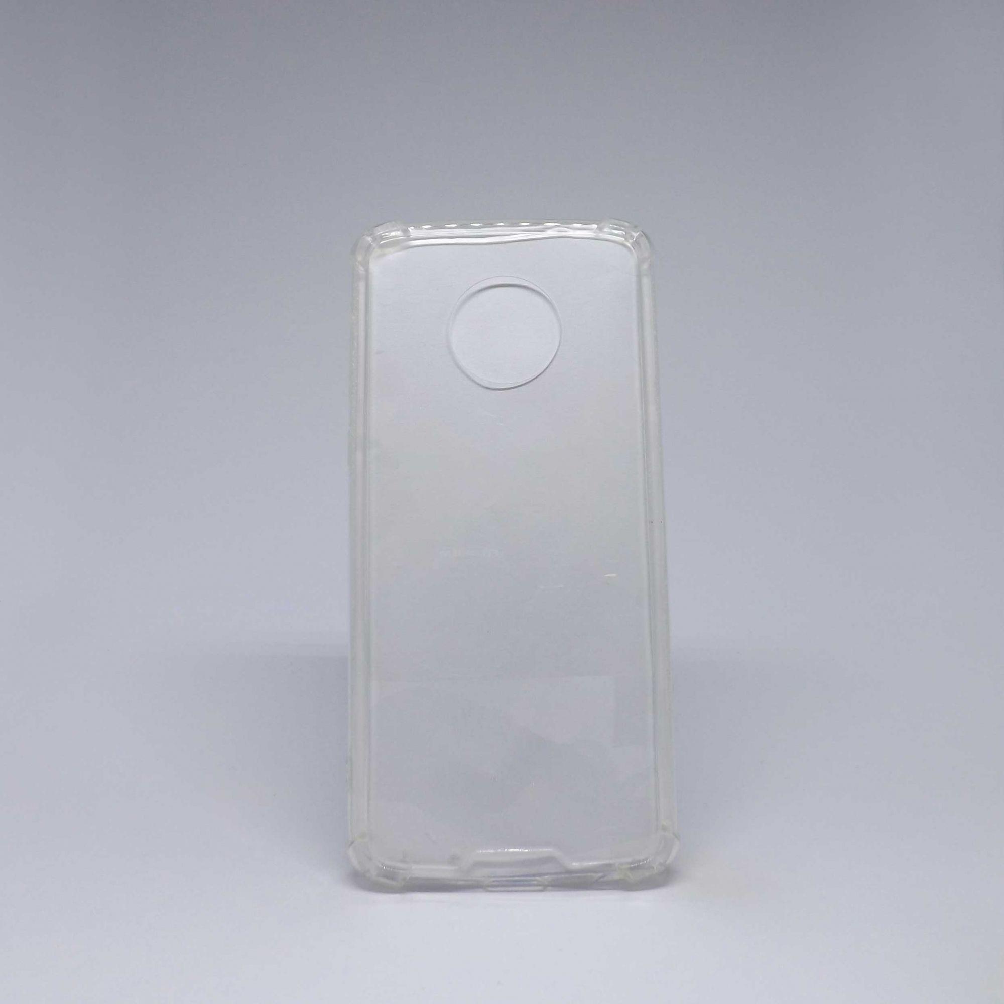 Capa Motorola G6 Antiqueda Transparente