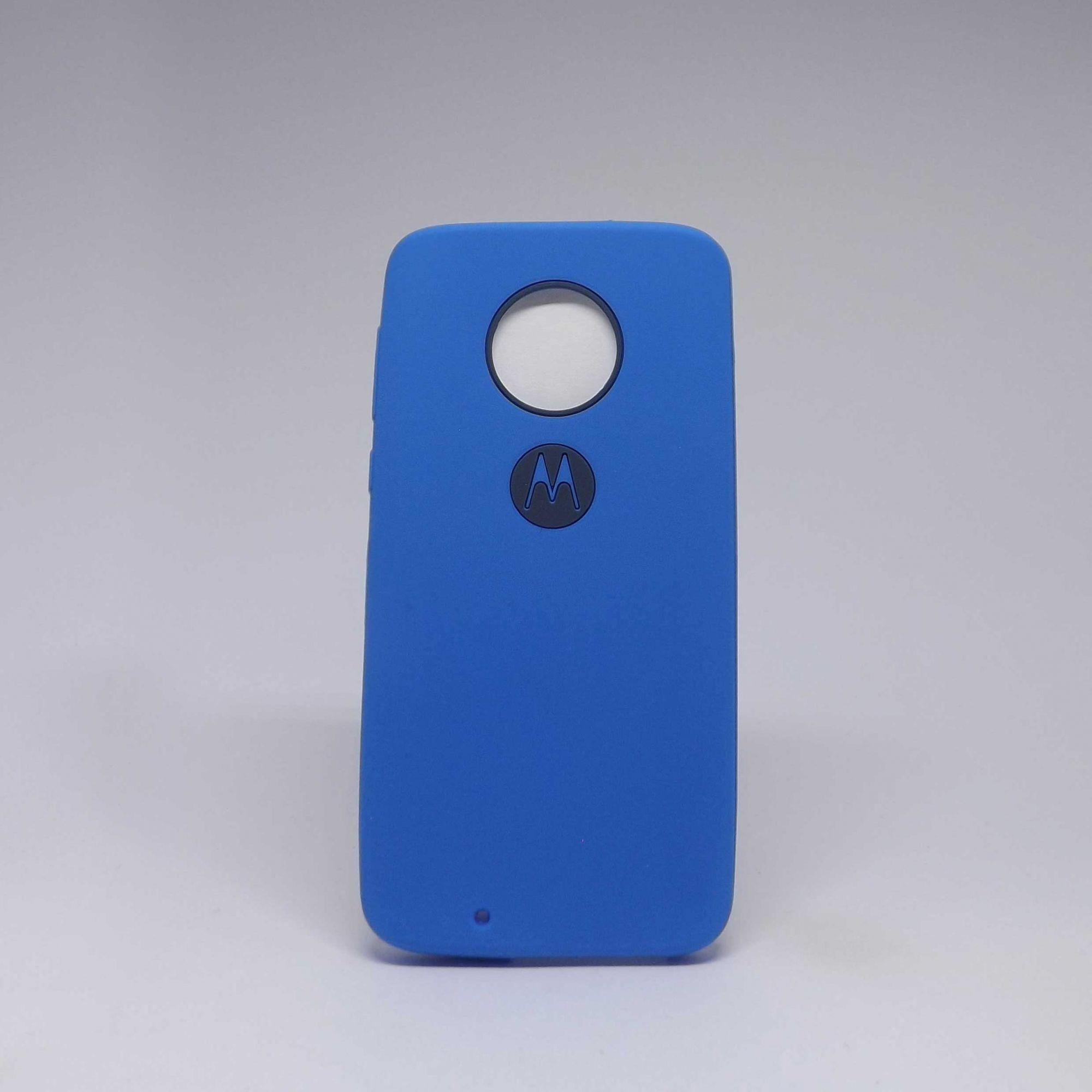 Capa Motorola G6 Borracha