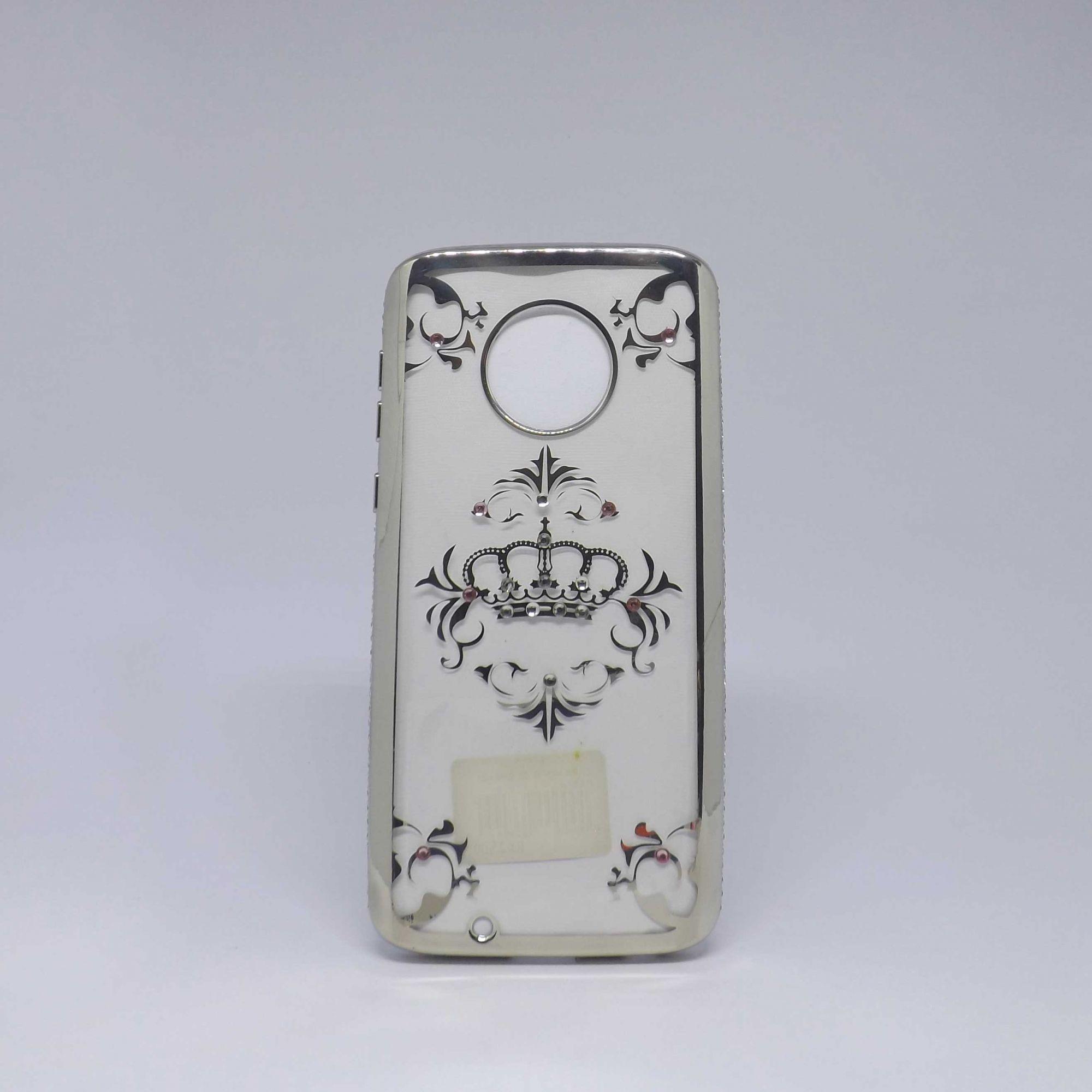 Capa Motorola Moto G6 Brilho Estampado